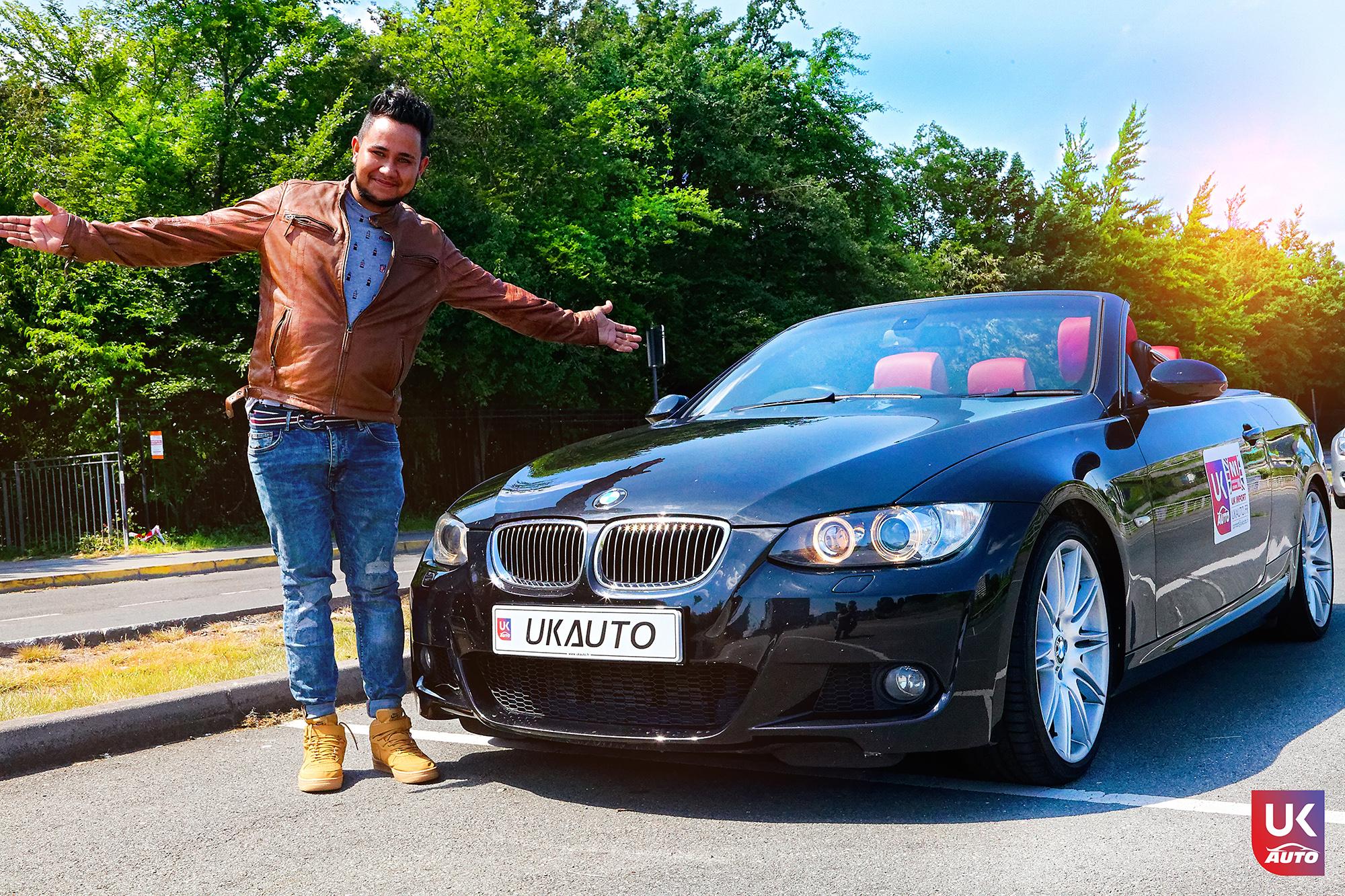 IMG 4769 DxO - Felecitation a Jeremie pour cette BMW 335i cabriolet RHD PACK M IMPORT AUTO ANGLAISE
