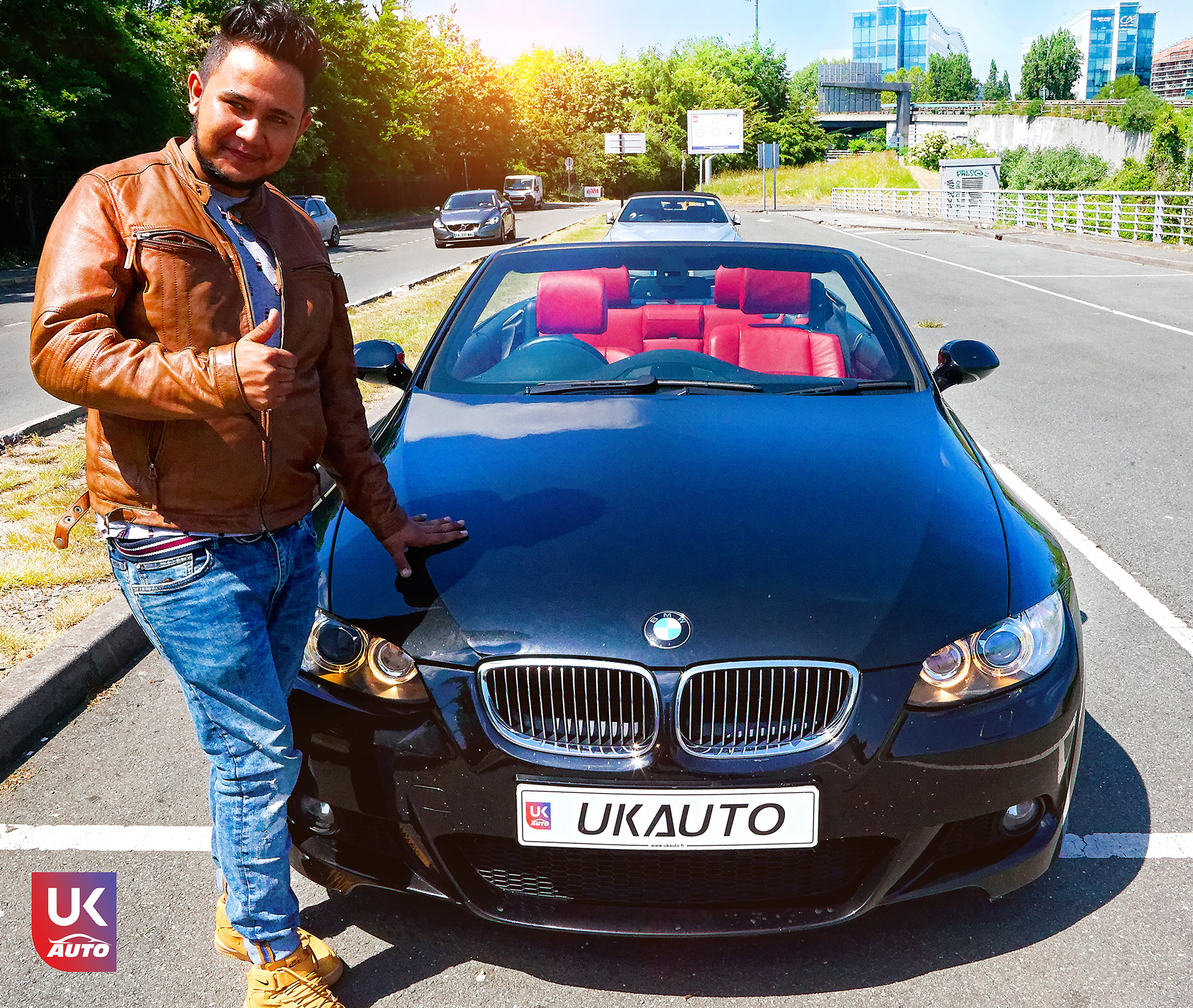 IMG 4787 DxO - Felecitation a Jeremie pour cette BMW 335i cabriolet RHD PACK M IMPORT AUTO ANGLAISE