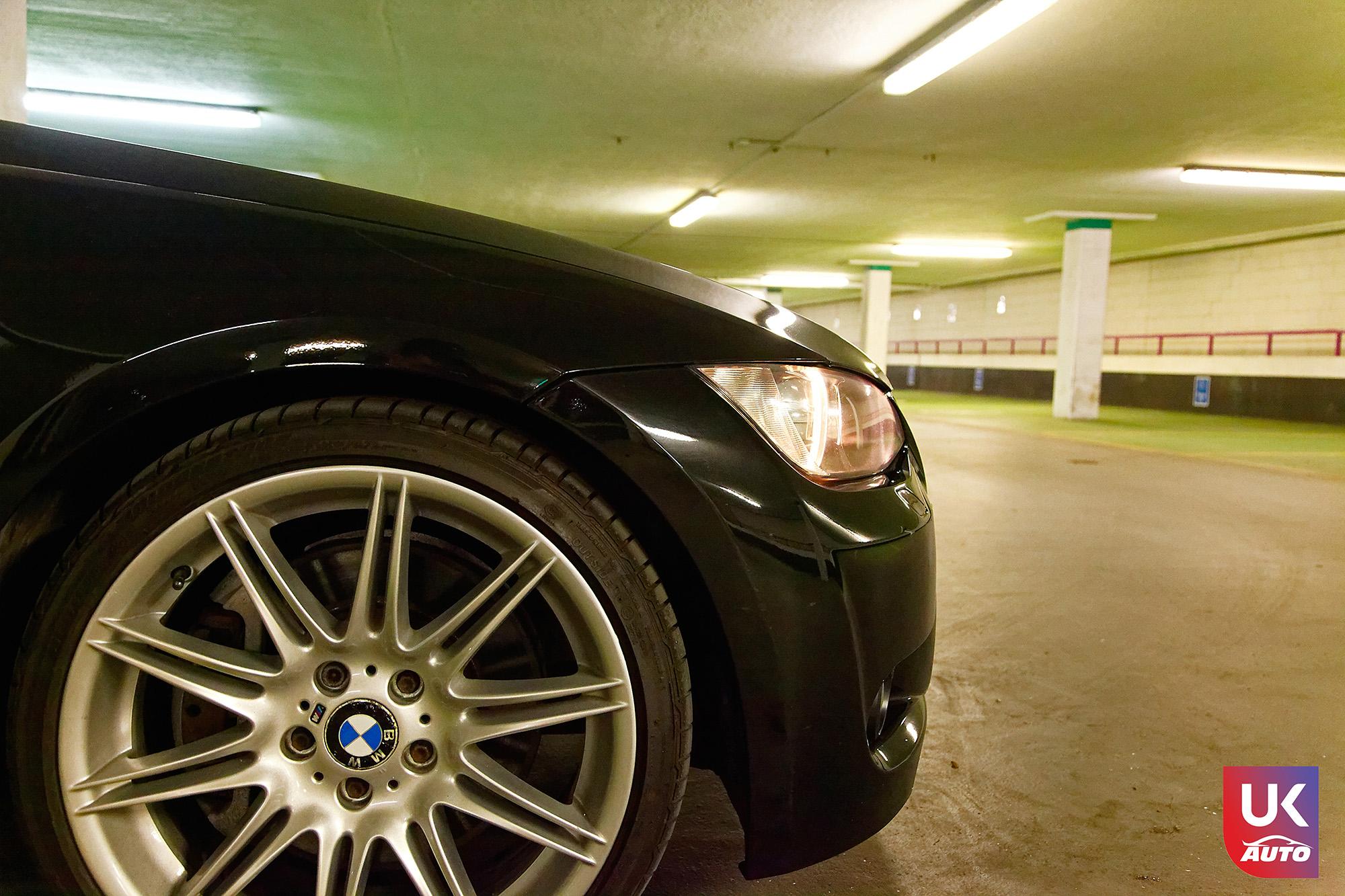 UKAUTO IMPORT ANGLETERRE BMW 335i CABRIOLET UKA RHD47 - Felecitation a Jeremie pour cette BMW 335i cabriolet RHD PACK M IMPORT AUTO ANGLAISE