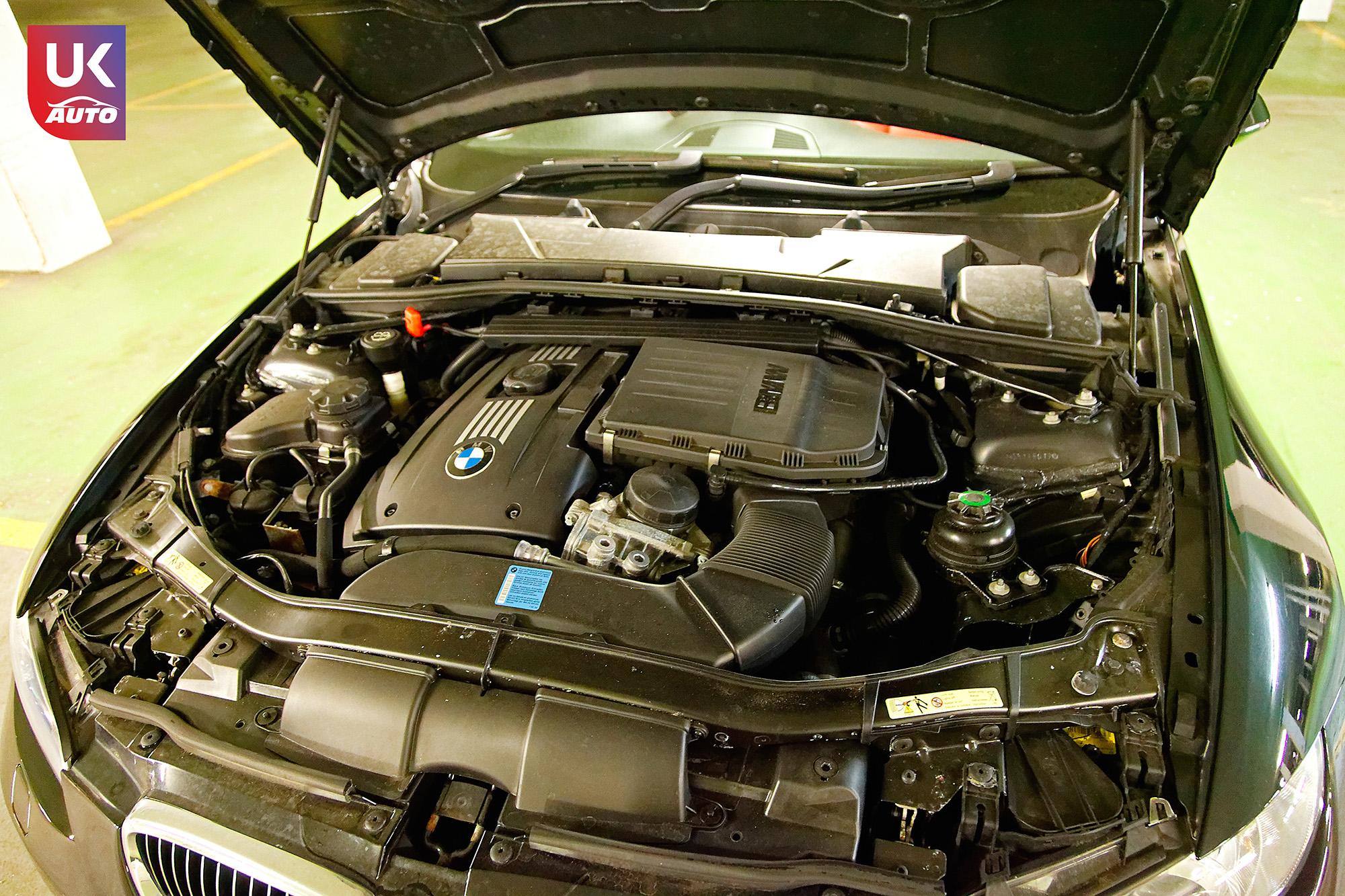 UKAUTO IMPORT ANGLETERRE BMW 335i CABRIOLET UKA RHD58 - Felecitation a Jeremie pour cette BMW 335i cabriolet RHD PACK M IMPORT AUTO ANGLAISE