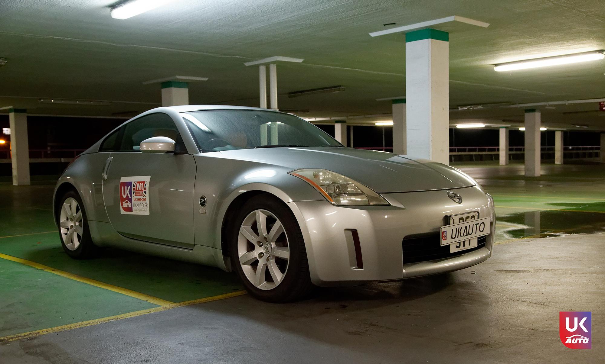 Ukauto import nissan 350z jdm import fairlady v6 import uk ukauto rhd nissan import uk1 - Import Nissan 350Z JDM IMPORT 3.5 V6 TIPTRONIC IMPORT AUTO par UKAUTO