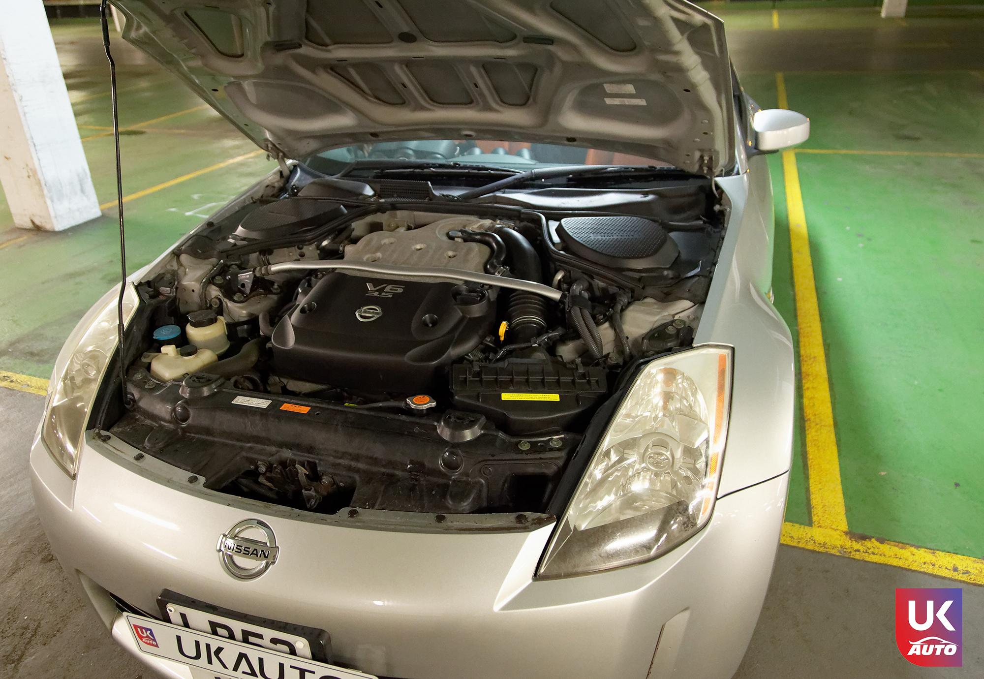 Ukauto import nissan 350z jdm import fairlady v6 import uk ukauto rhd nissan import uk10 - Import Nissan 350Z JDM IMPORT 3.5 V6 TIPTRONIC IMPORT AUTO par UKAUTO