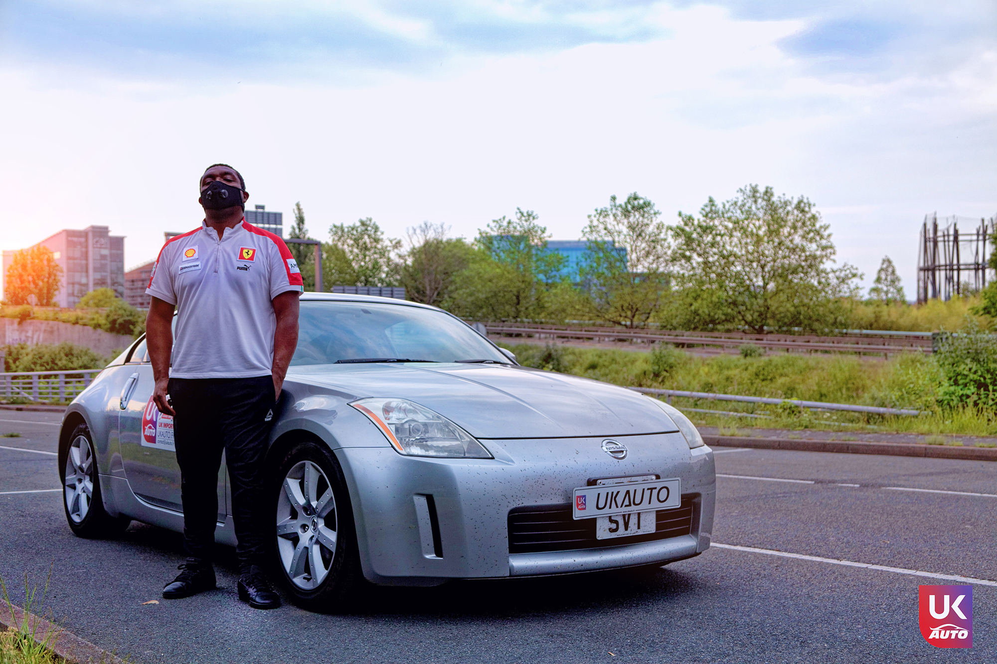 Ukauto import nissan 350z jdm import fairlady v6 import uk ukauto rhd nissan import uk12 - Import Nissan 350Z JDM IMPORT 3.5 V6 TIPTRONIC IMPORT AUTO par UKAUTO