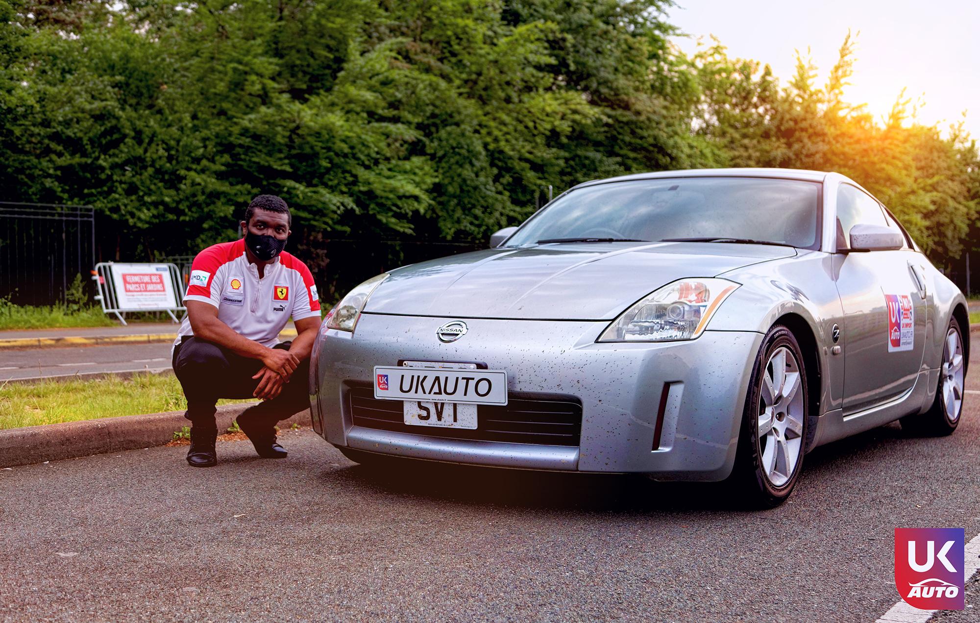 Ukauto import nissan 350z jdm import fairlady v6 import uk ukauto rhd nissan import uk13 - Import Nissan 350Z JDM IMPORT 3.5 V6 TIPTRONIC IMPORT AUTO par UKAUTO