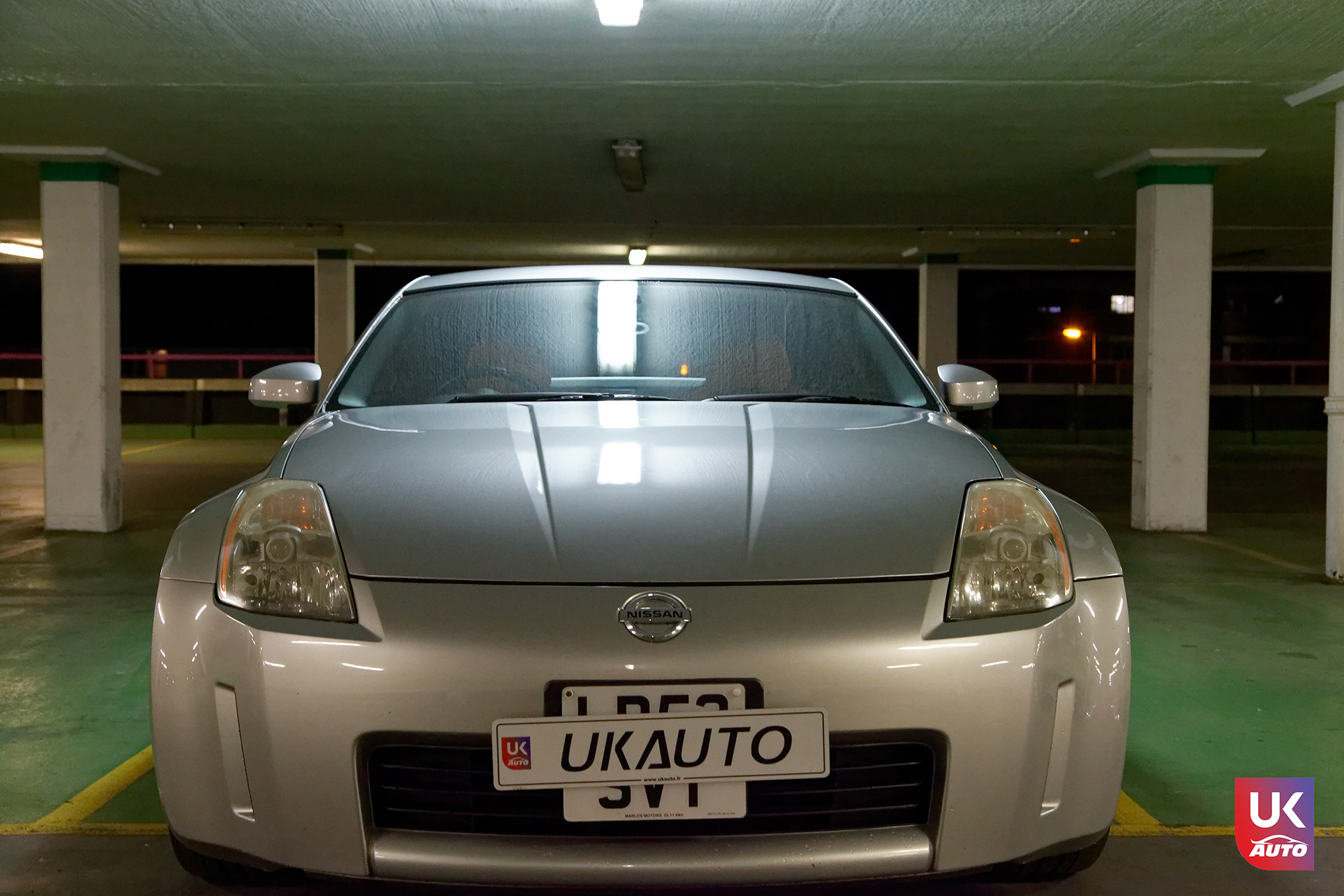 Ukauto import nissan 350z jdm import fairlady v6 import uk ukauto rhd nissan import uk2 - Import Nissan 350Z JDM IMPORT 3.5 V6 TIPTRONIC IMPORT AUTO par UKAUTO