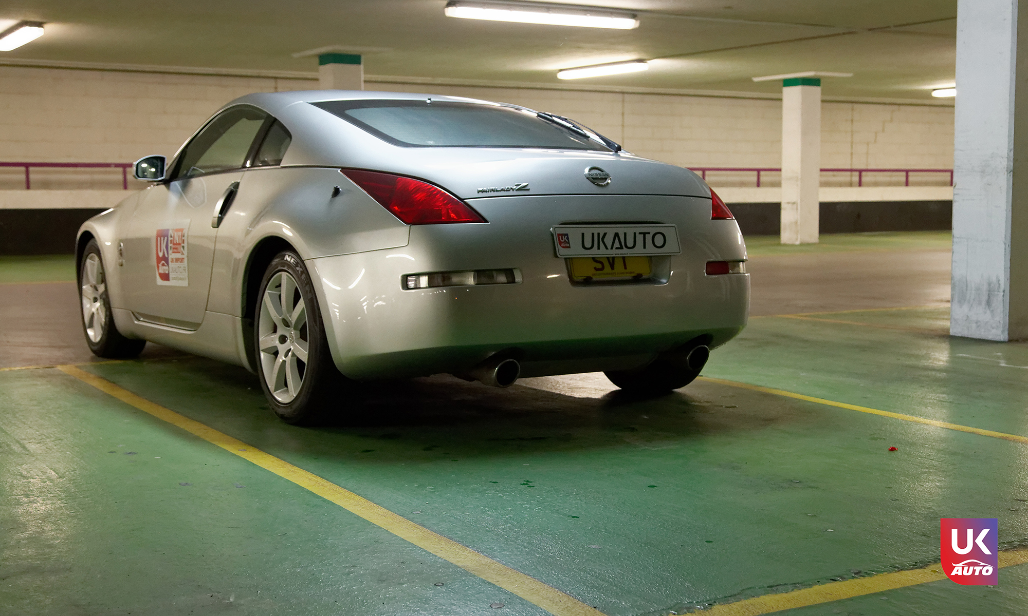 Ukauto import nissan 350z jdm import fairlady v6 import uk ukauto rhd nissan import uk4 - Import Nissan 350Z JDM IMPORT 3.5 V6 TIPTRONIC IMPORT AUTO par UKAUTO