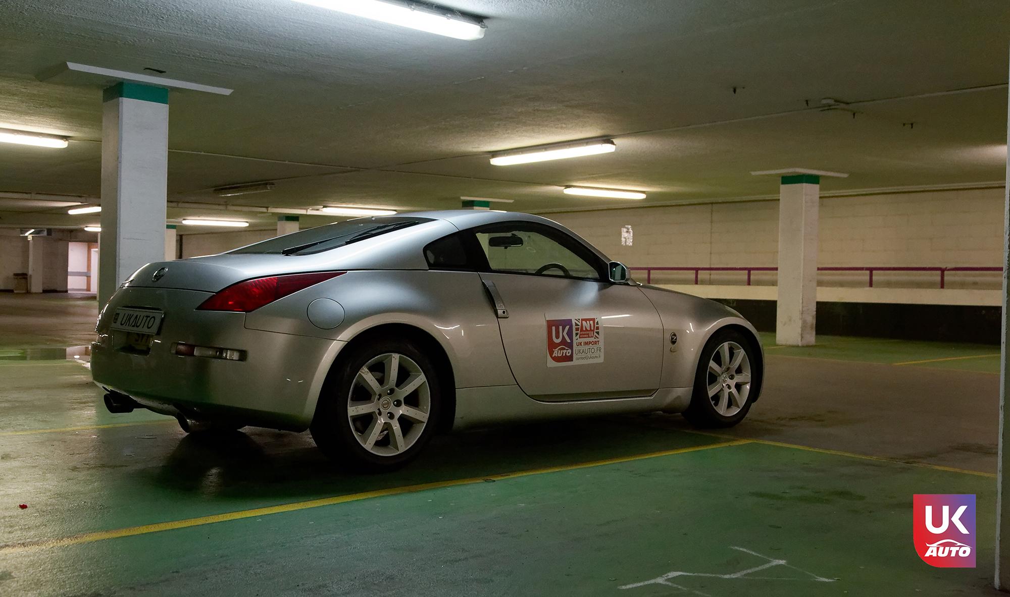 Ukauto import nissan 350z jdm import fairlady v6 import uk ukauto rhd nissan import uk5 - Import Nissan 350Z JDM IMPORT 3.5 V6 TIPTRONIC IMPORT AUTO par UKAUTO