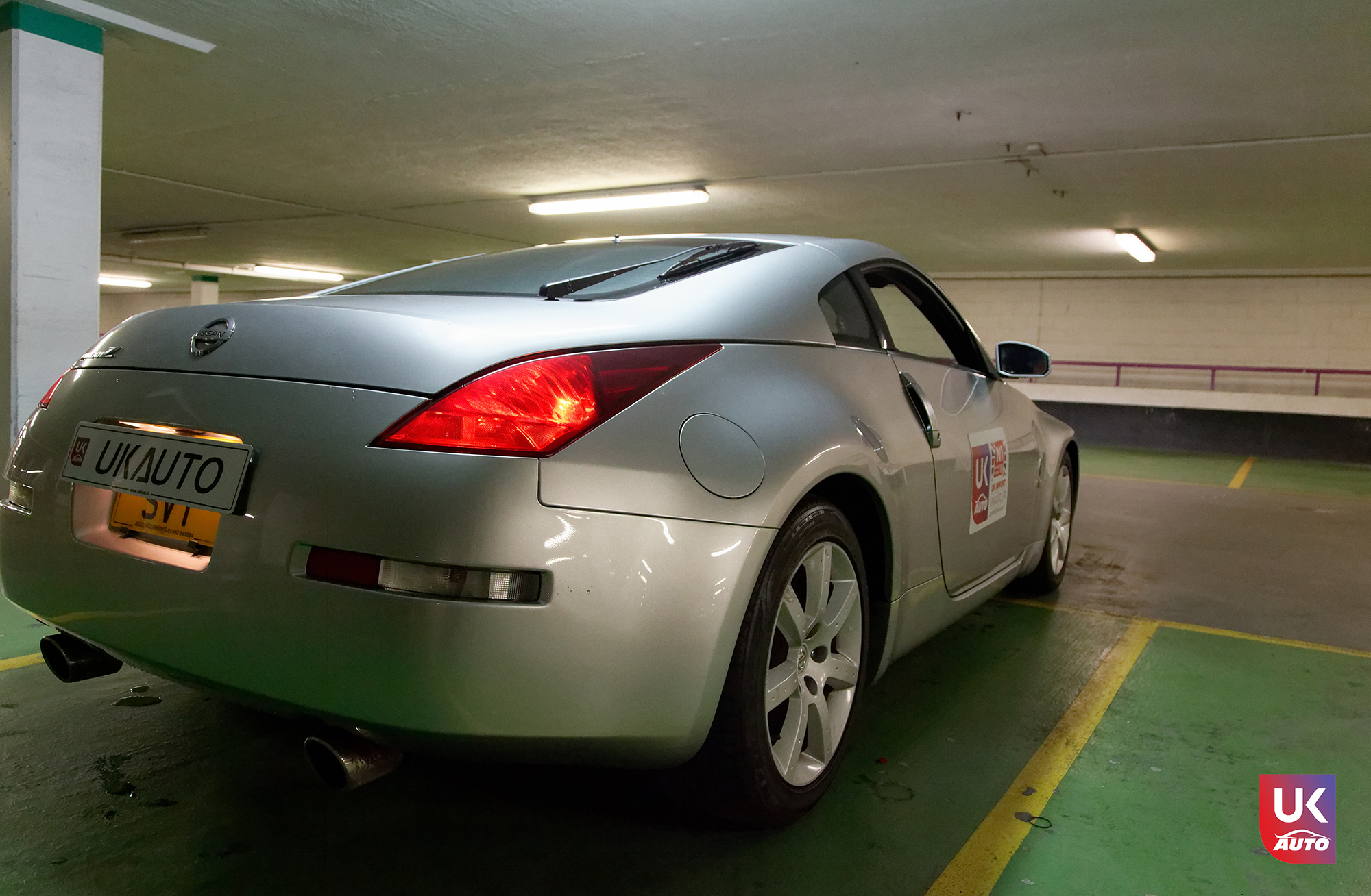 Ukauto import nissan 350z jdm import fairlady v6 import uk ukauto rhd nissan import uk8 - Import Nissan 350Z JDM IMPORT 3.5 V6 TIPTRONIC IMPORT AUTO par UKAUTO