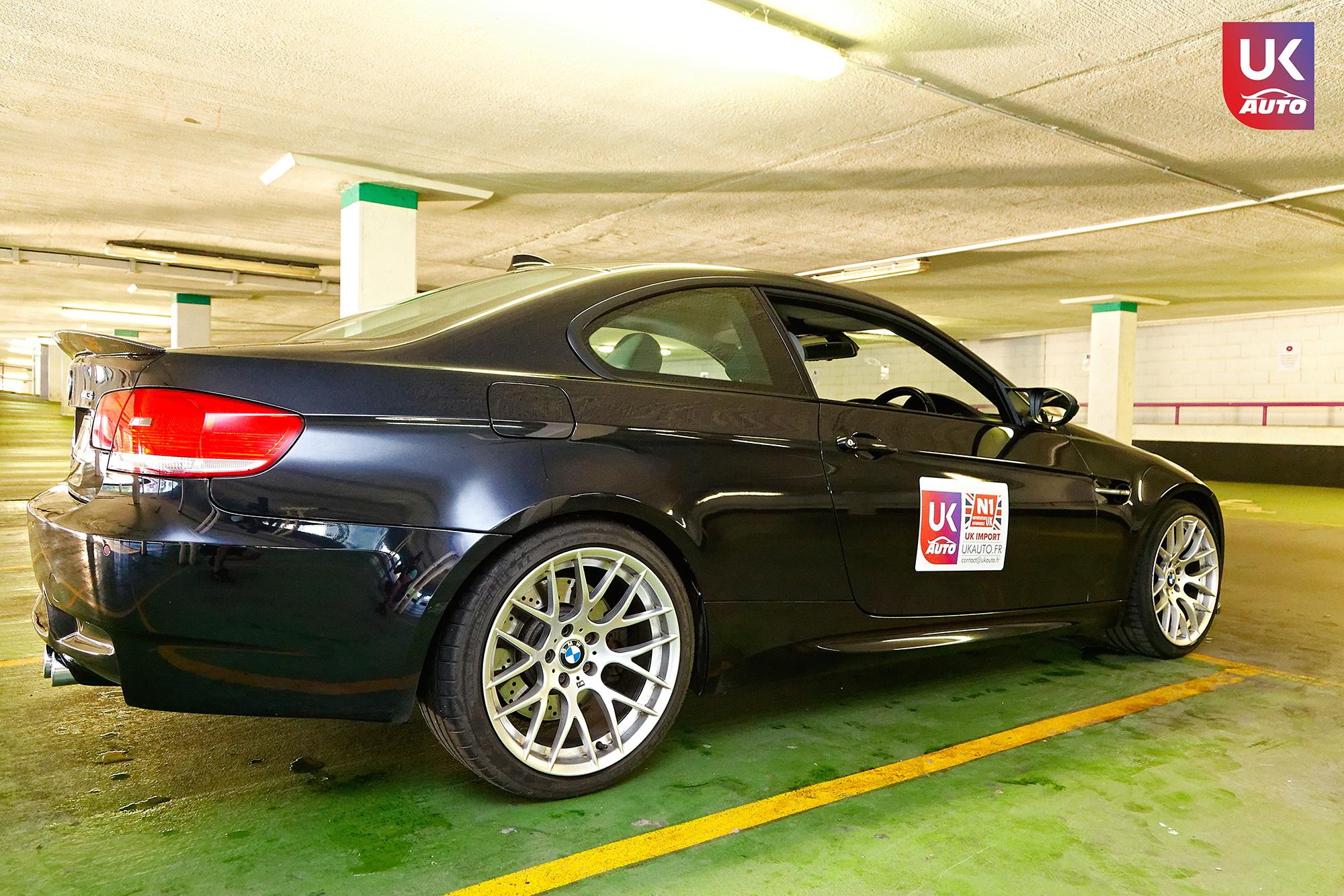 BMW m3 rhd ukauto importer voiture angleterre uk2 - Felecitation a Sylvain Pour cette BMW M3 E92 RHD pour avoir acheter une voiture en angleterre avant le brexit
