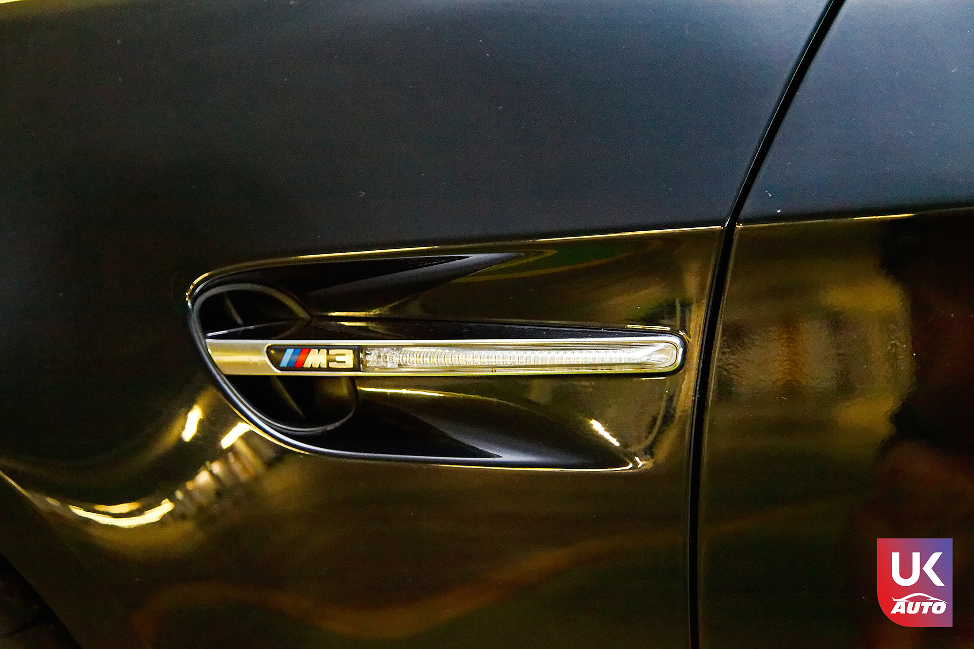 BMW m3 rhd ukauto importer voiture angleterre uk7 - Felecitation a Sylvain Pour cette BMW M3 E92 RHD pour avoir acheter une voiture en angleterre avant le brexit