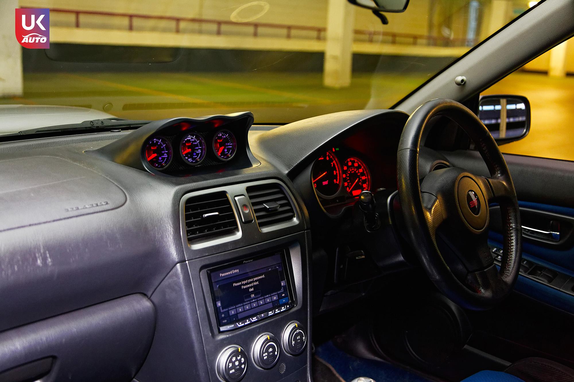 import subaru impreza wrx sti rhd import voiture angleterre auto import10 - Felecitation a Christophe pour cette Subaru Impreza Wrx Sti RHD Supercharged Importation voiture angleterre