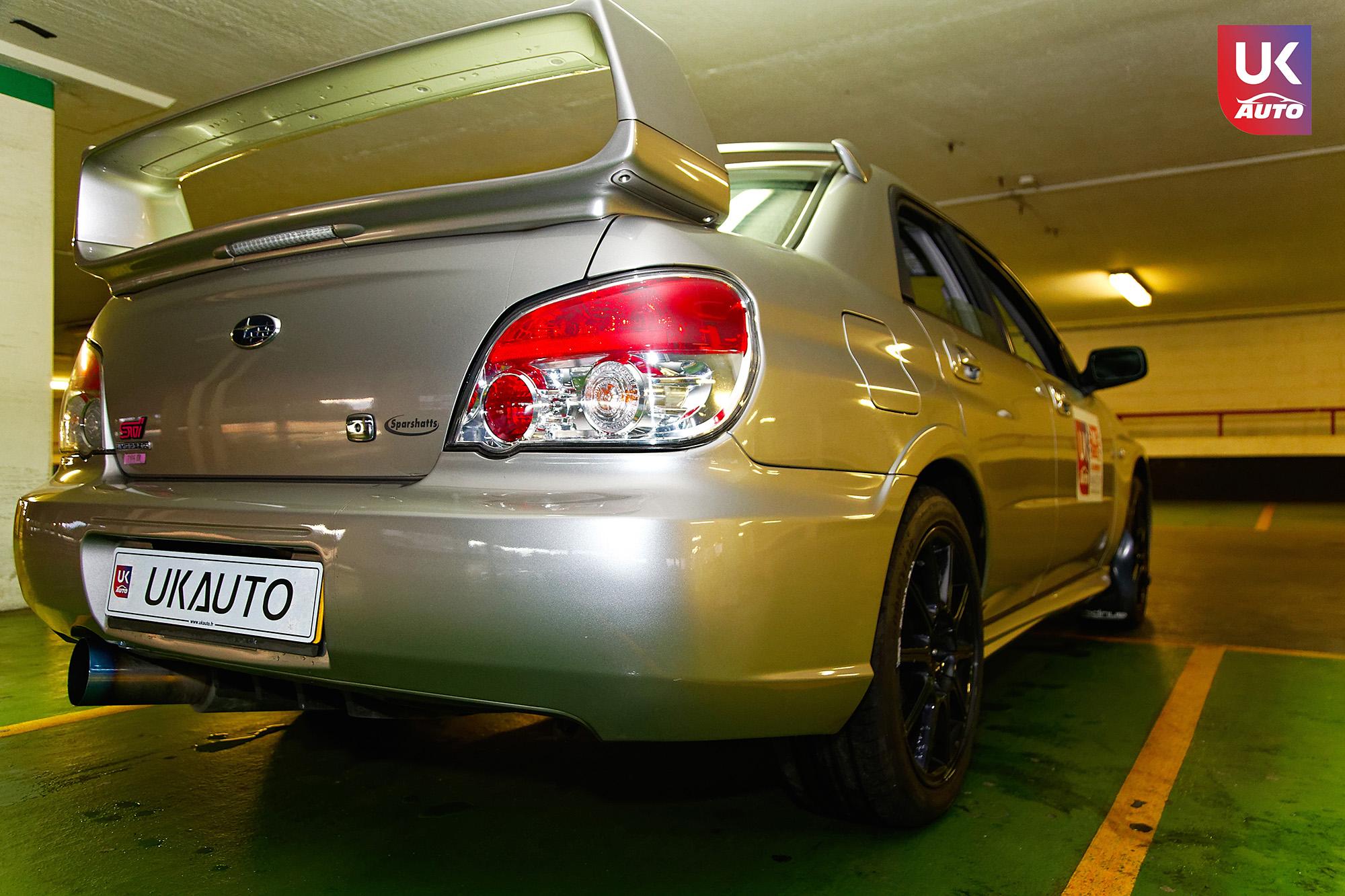 import subaru impreza wrx sti rhd import voiture angleterre auto import2 - Felecitation a Christophe pour cette Subaru Impreza Wrx Sti RHD Supercharged Importation voiture angleterre