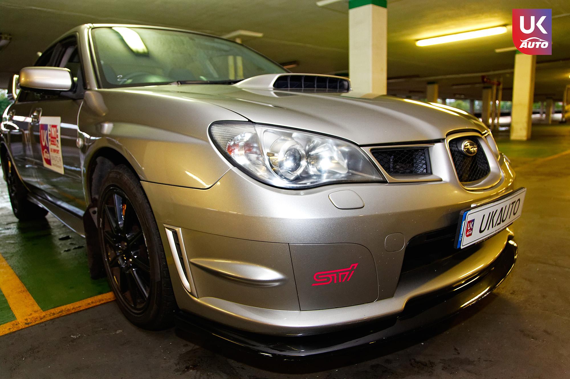 import subaru impreza wrx sti rhd import voiture angleterre auto import3 - Felecitation a Christophe pour cette Subaru Impreza Wrx Sti RHD Supercharged Importation voiture angleterre