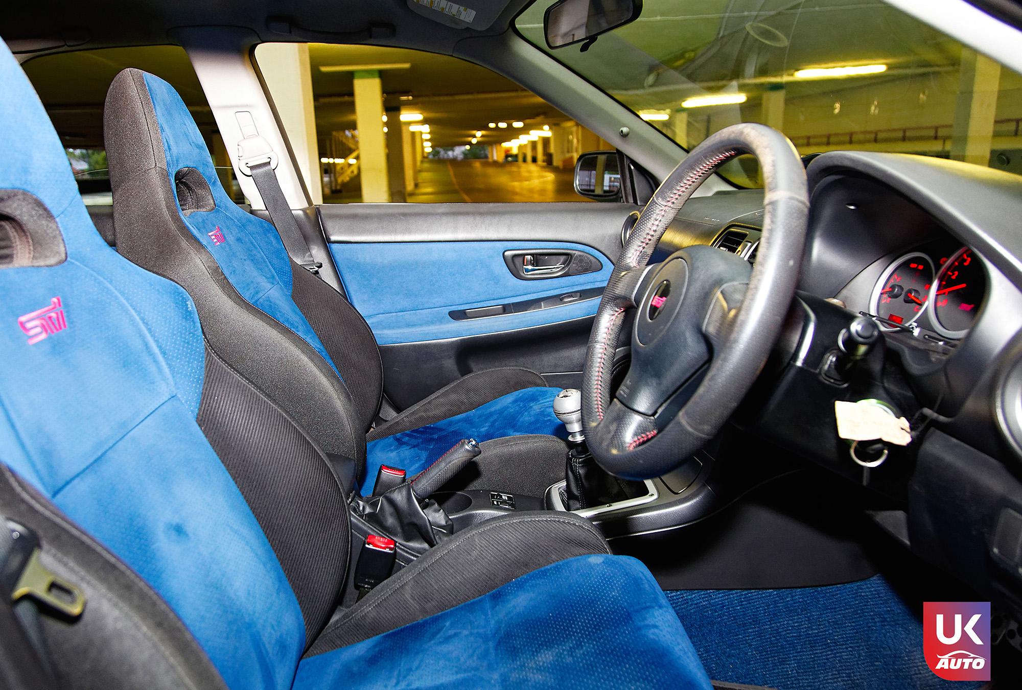 import subaru impreza wrx sti rhd import voiture angleterre auto import8 - Felecitation a Christophe pour cette Subaru Impreza Wrx Sti RHD Supercharged Importation voiture angleterre