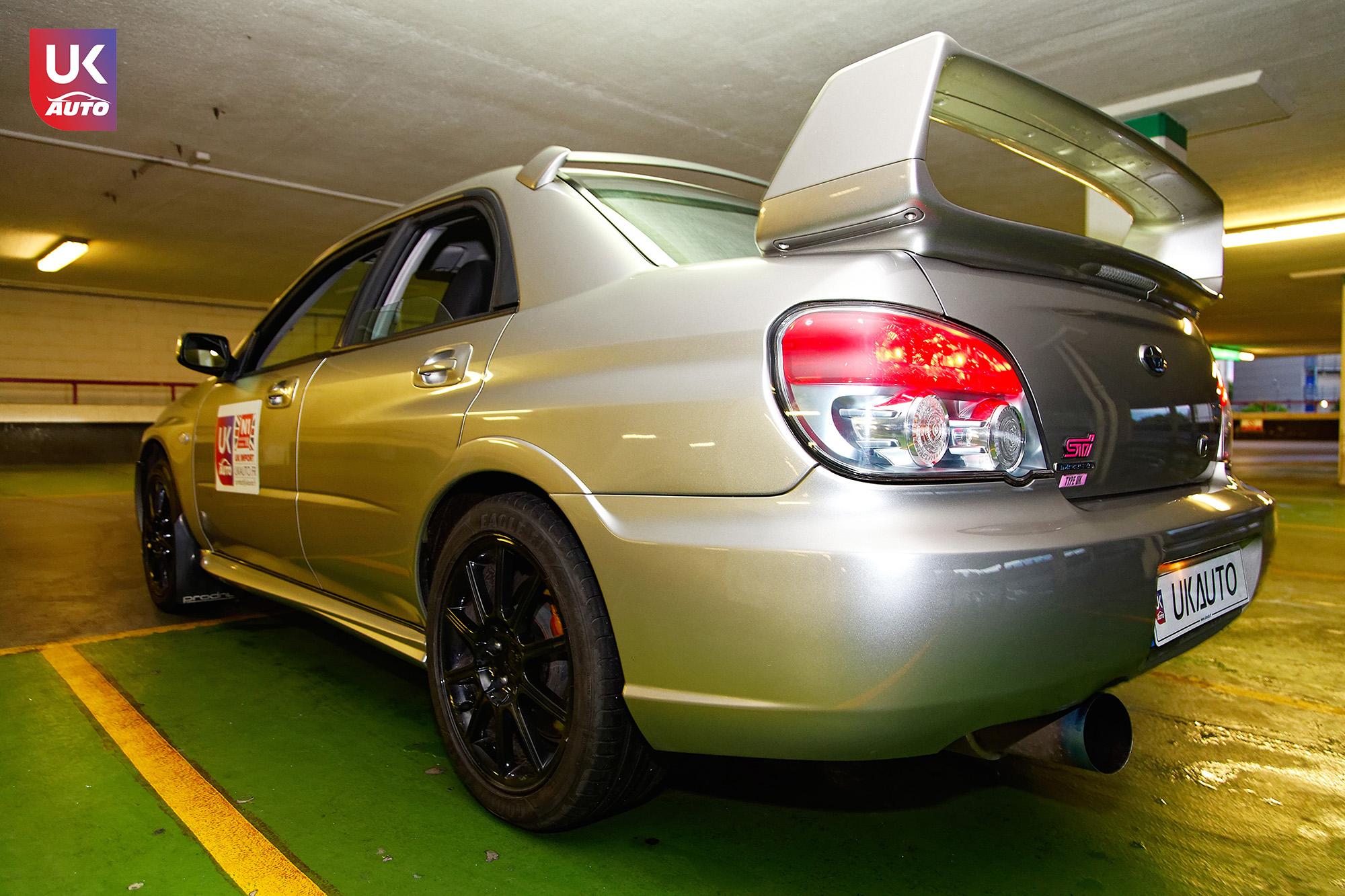 import subaru impreza wrx sti rhd import voiture angleterre auto import9 - Felecitation a Christophe pour cette Subaru Impreza Wrx Sti RHD Supercharged Importation voiture angleterre