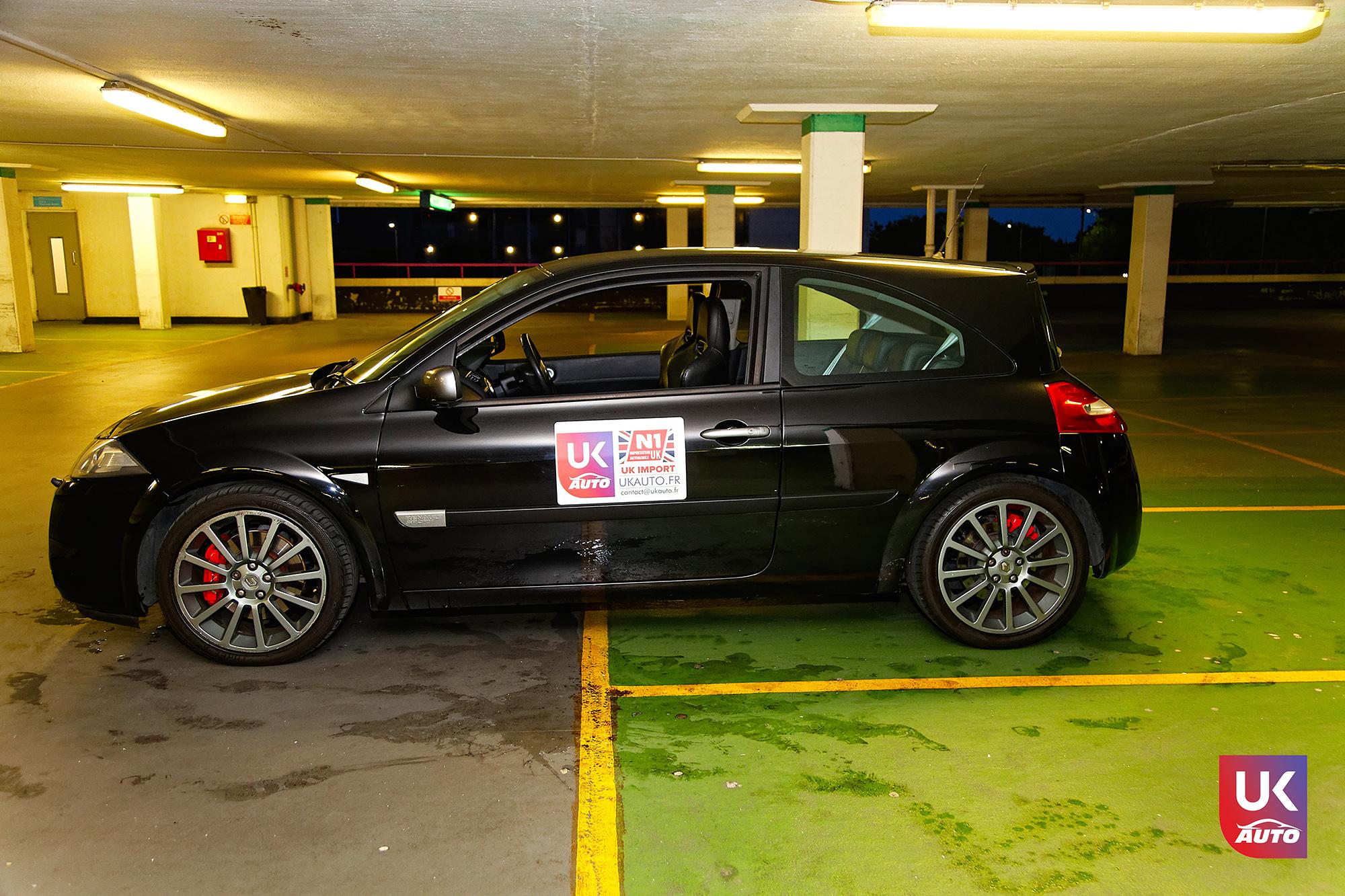 import voiture anglaise renault megane rs renault sport f1team uk import rhd4 - Felecitation a Yann pour cette Renault Megane Renault Sport R26 F1 TEAM rhd voiture grande bretagne import