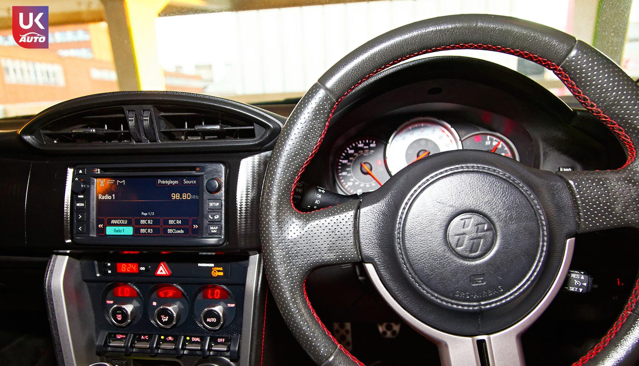 toyota gt86 uk rhd toyota angleterre toyota import mandataire uk auto achat auto7 - Felicitation a Tommy Import Magnifique Toyota GT86 par ukauto votre site occasion uk