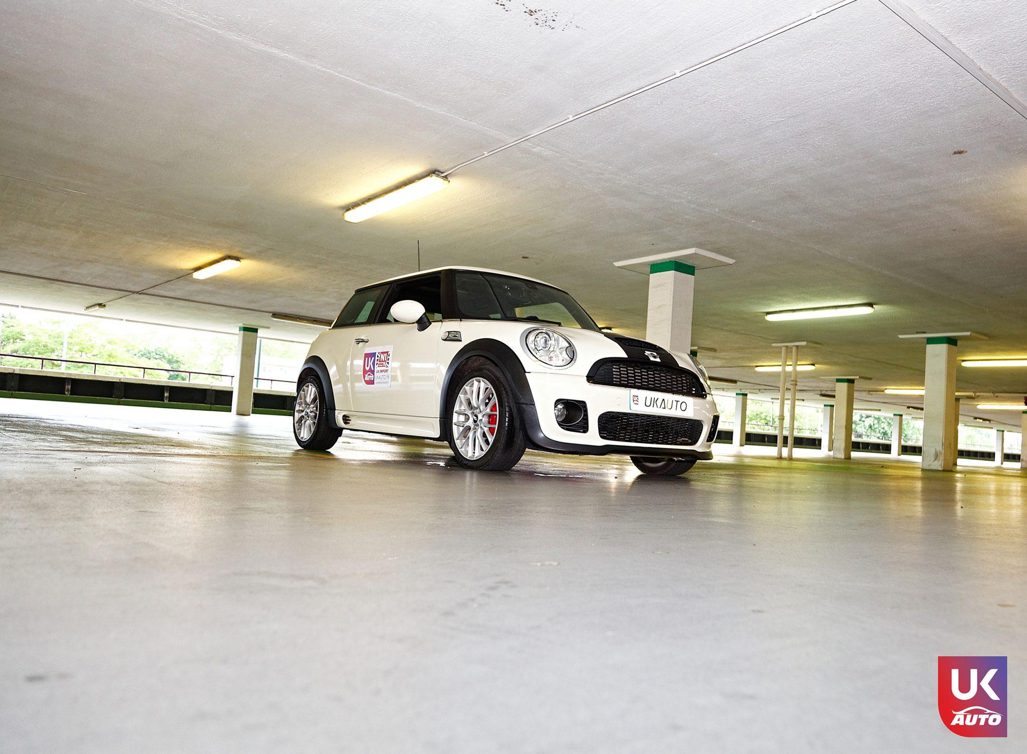 uk mini angleterre mini cooper jcw john cooper works importation angleterre voiture occasion angleterre12 - Felicitation a Antoine Mini Cooper JCW John Cooper Works R56 voiture d'occasion en Angleterre
