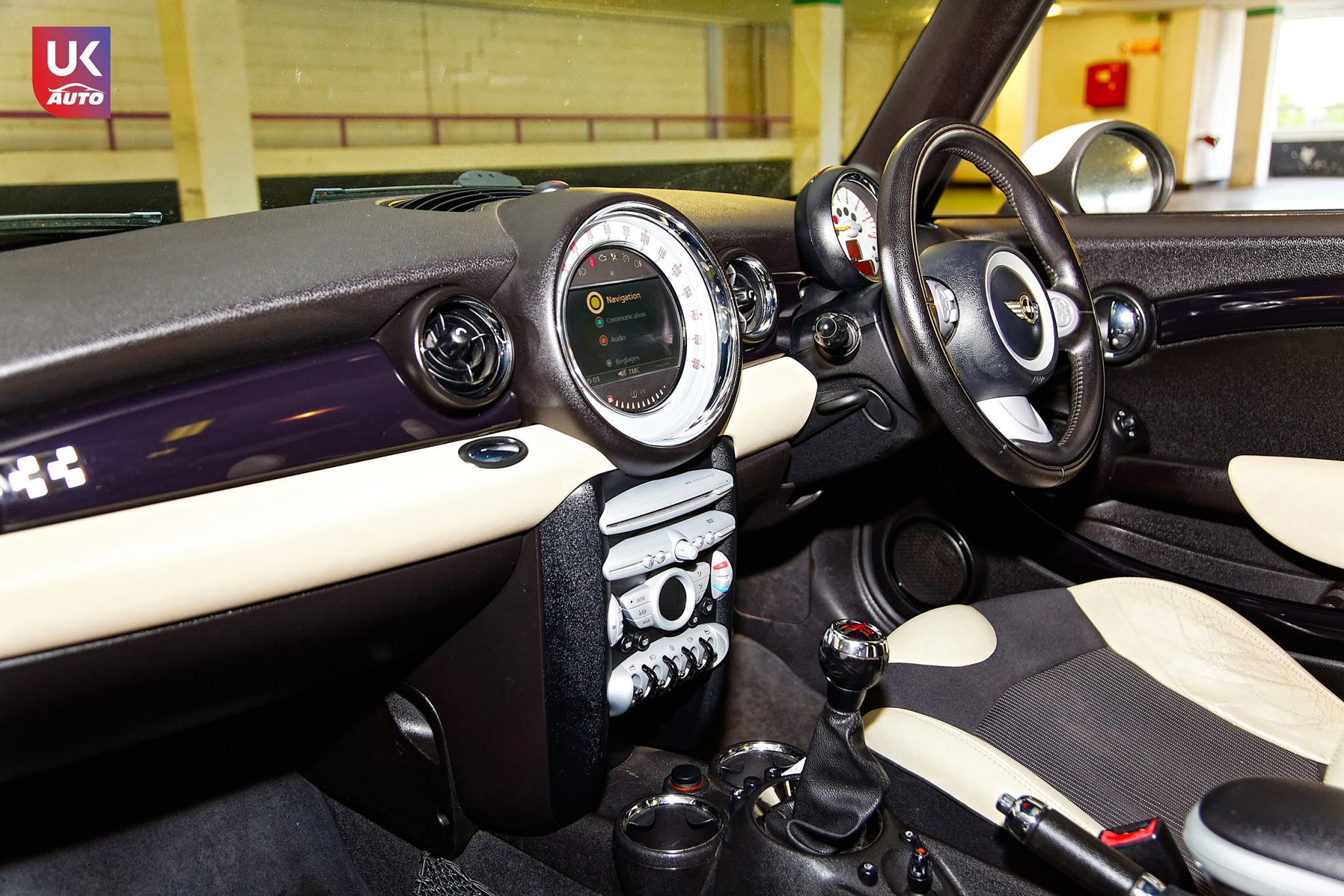 uk mini angleterre mini cooper jcw john cooper works importation angleterre voiture occasion angleterre5 - Felicitation a Antoine Mini Cooper JCW John Cooper Works R56 voiture d'occasion en Angleterre