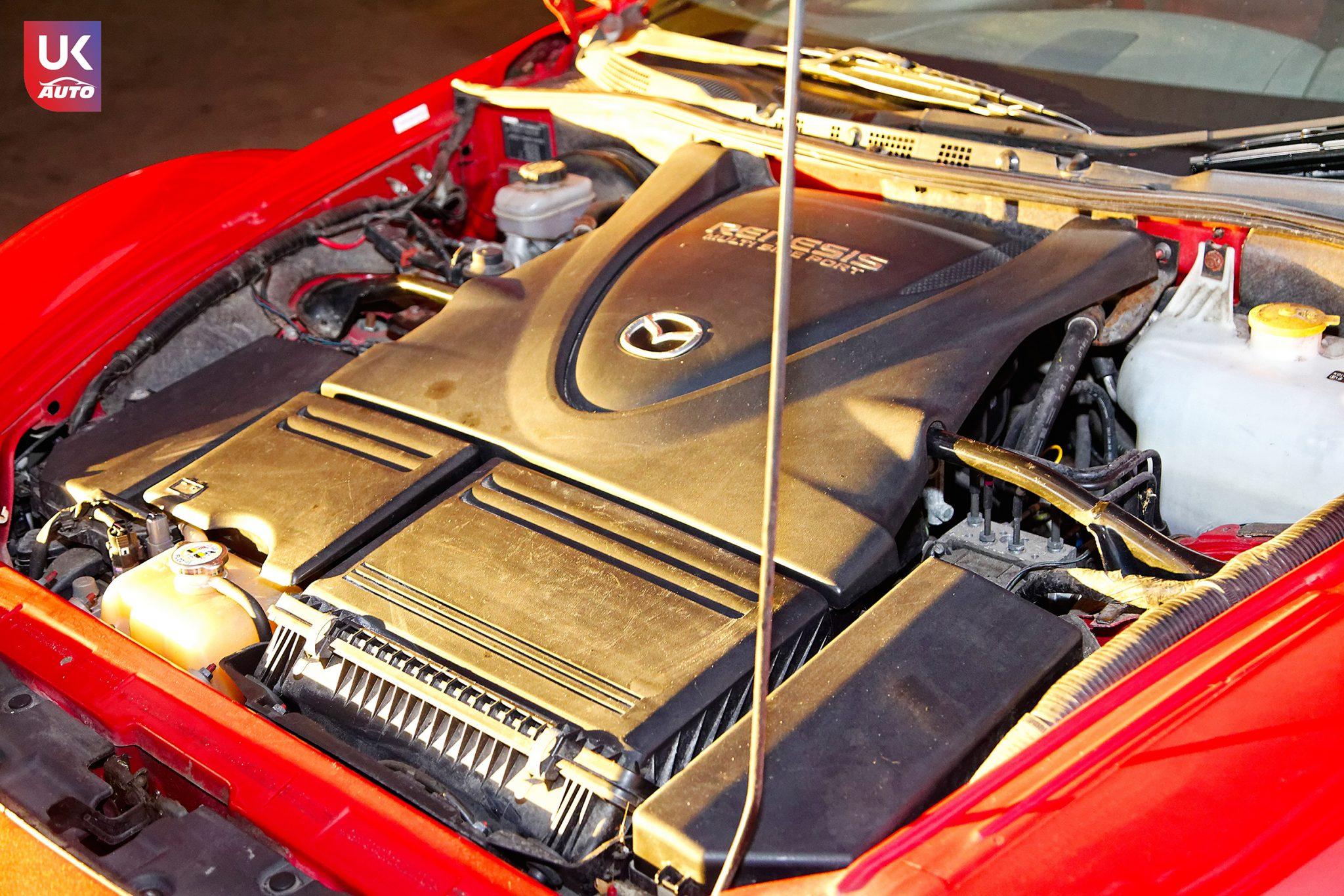 ukauto import uk angleterre mazda rx8 import voiture anglaise auto uk10 - Felecitation a Jeremie pour cette Mazda RX8 RHD import voiture anglaise N1 UK