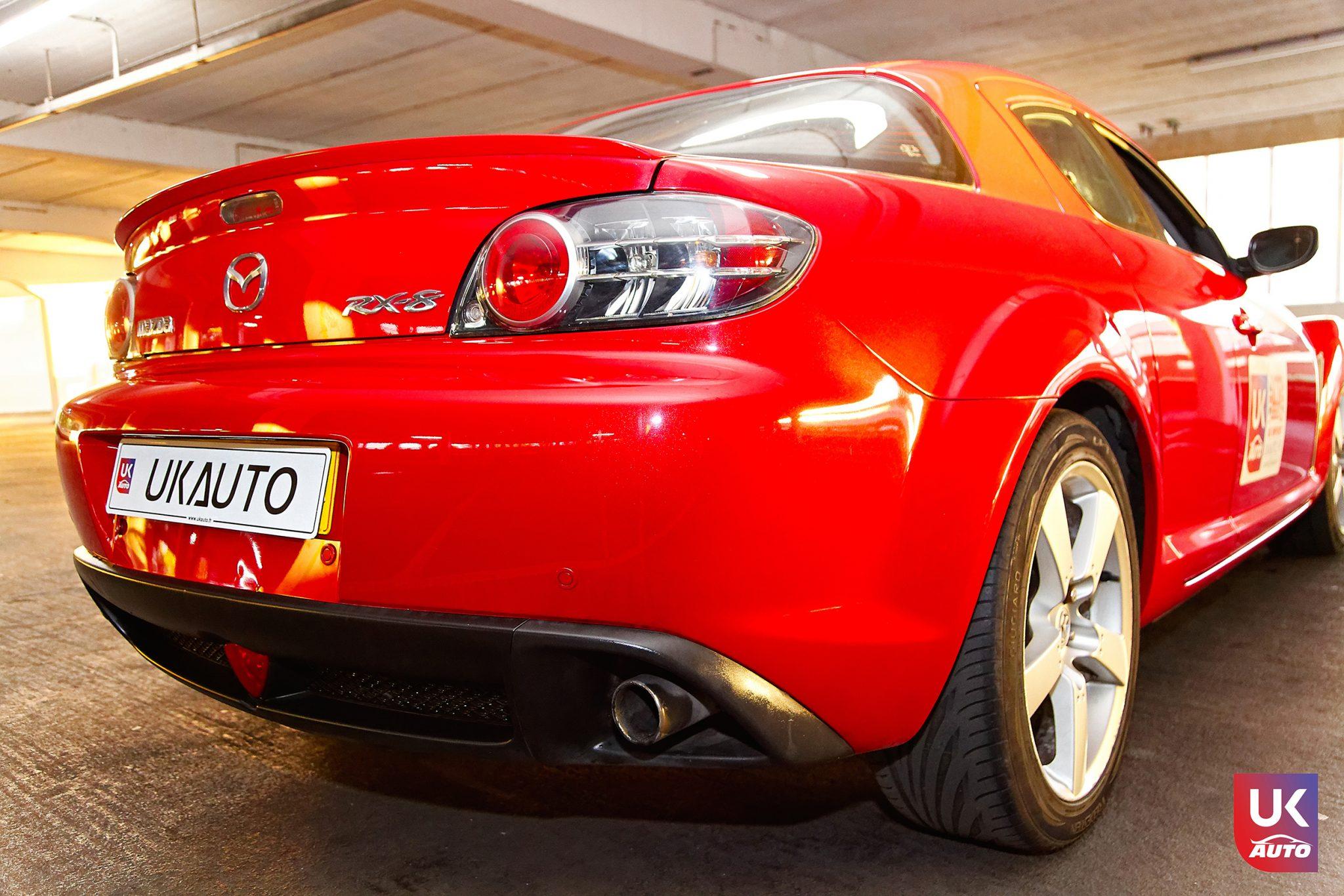 ukauto import uk angleterre mazda rx8 import voiture anglaise auto uk12 - Felecitation a Jeremie pour cette Mazda RX8 RHD import voiture anglaise N1 UK