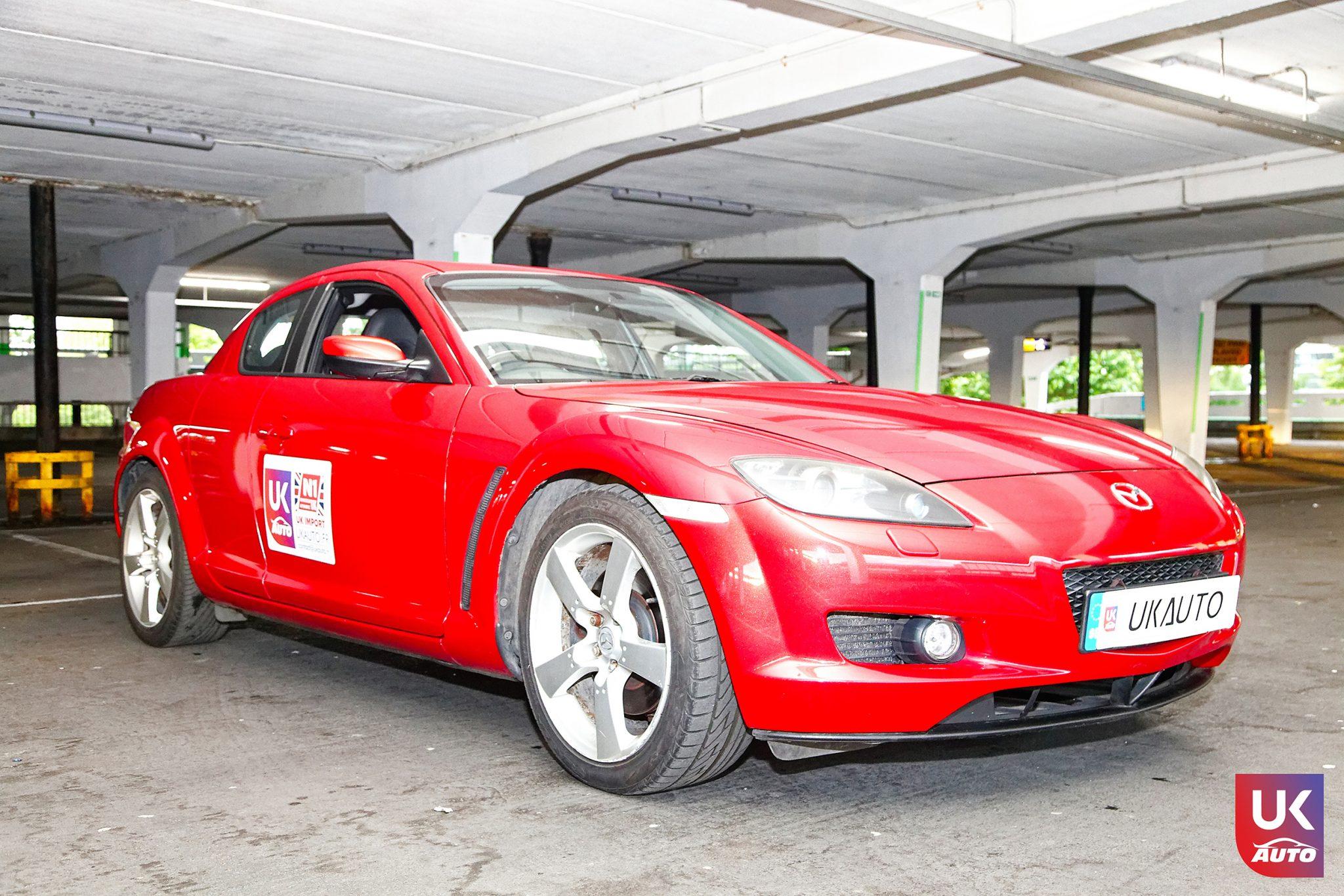 ukauto import uk angleterre mazda rx8 import voiture anglaise auto uk2 - Felecitation a Jeremie pour cette Mazda RX8 RHD import voiture anglaise N1 UK
