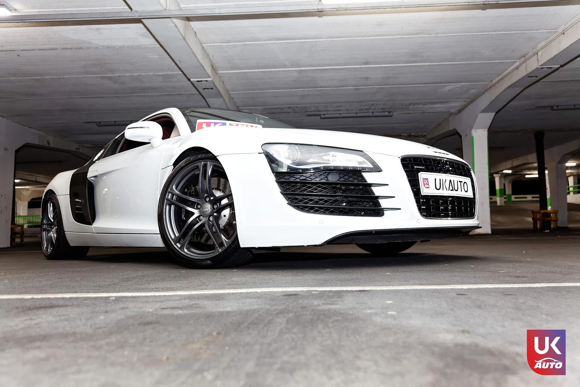 Audi R8 Import audi r8 lhd angleterre audi R8 V8 TFSI AUDI uk importation audi LHD volant a gauche10 DxO - AUDI R8 ANGLETERRE IMPORTATION AUDI R8 UK IMPORT SUPERCAR FELICITATION A CHARLES POUR CET IMPORT