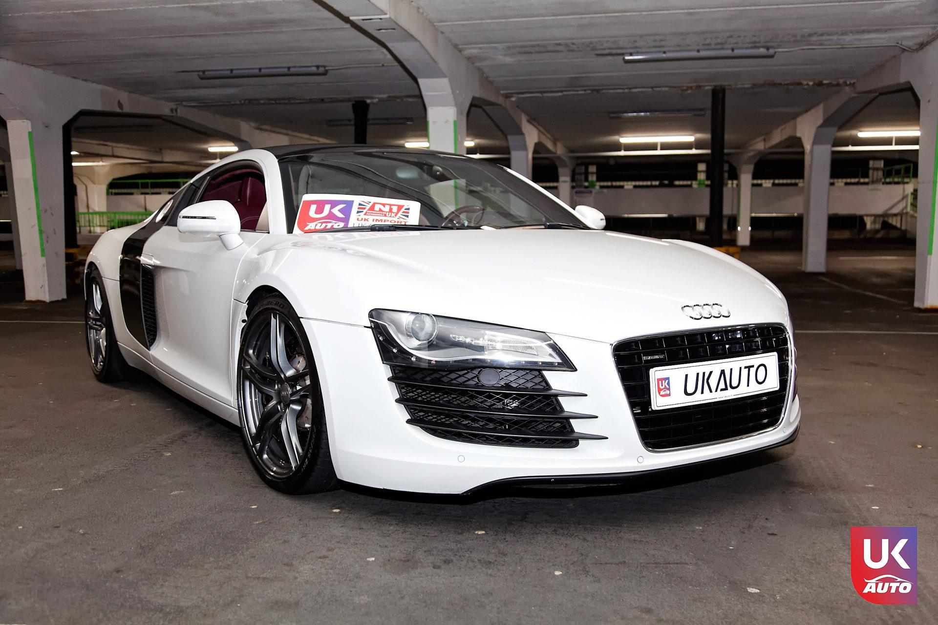 Audi R8 Import audi r8 lhd angleterre audi R8 V8 TFSI AUDI uk importation audi LHD volant a gauche4 DxO - AUDI R8 ANGLETERRE IMPORTATION AUDI R8 UK IMPORT SUPERCAR FELICITATION A CHARLES POUR CET IMPORT