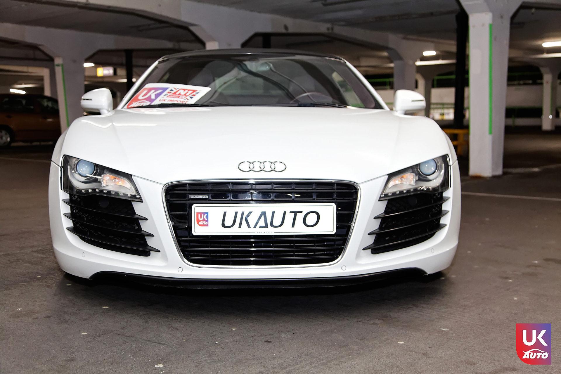 Audi R8 Import audi r8 lhd angleterre audi R8 V8 TFSI AUDI uk importation audi LHD volant a gauche5 DxO - AUDI R8 ANGLETERRE IMPORTATION AUDI R8 UK IMPORT SUPERCAR FELICITATION A CHARLES POUR CET IMPORT