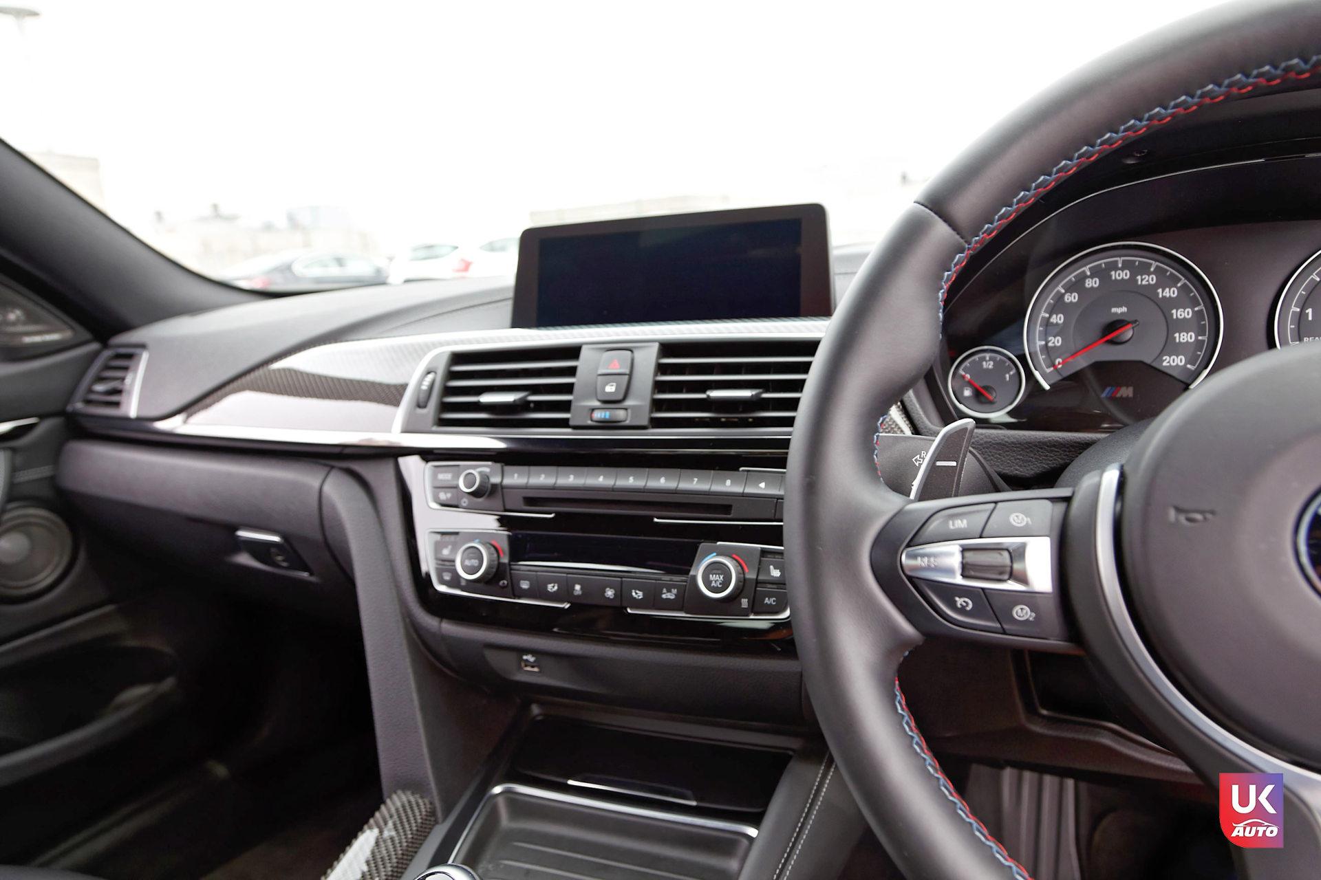 BMW M4 PACK COMPETITION BMW ANGLETERRE BMW IMPORT UK BMW MANDATAIRE AUTO10 DxO - IMPORTATION BMW M4 BMW IMPORT ROYAUME UNI BMW M4 COMPETITION RHD CLIENT UKAUTO