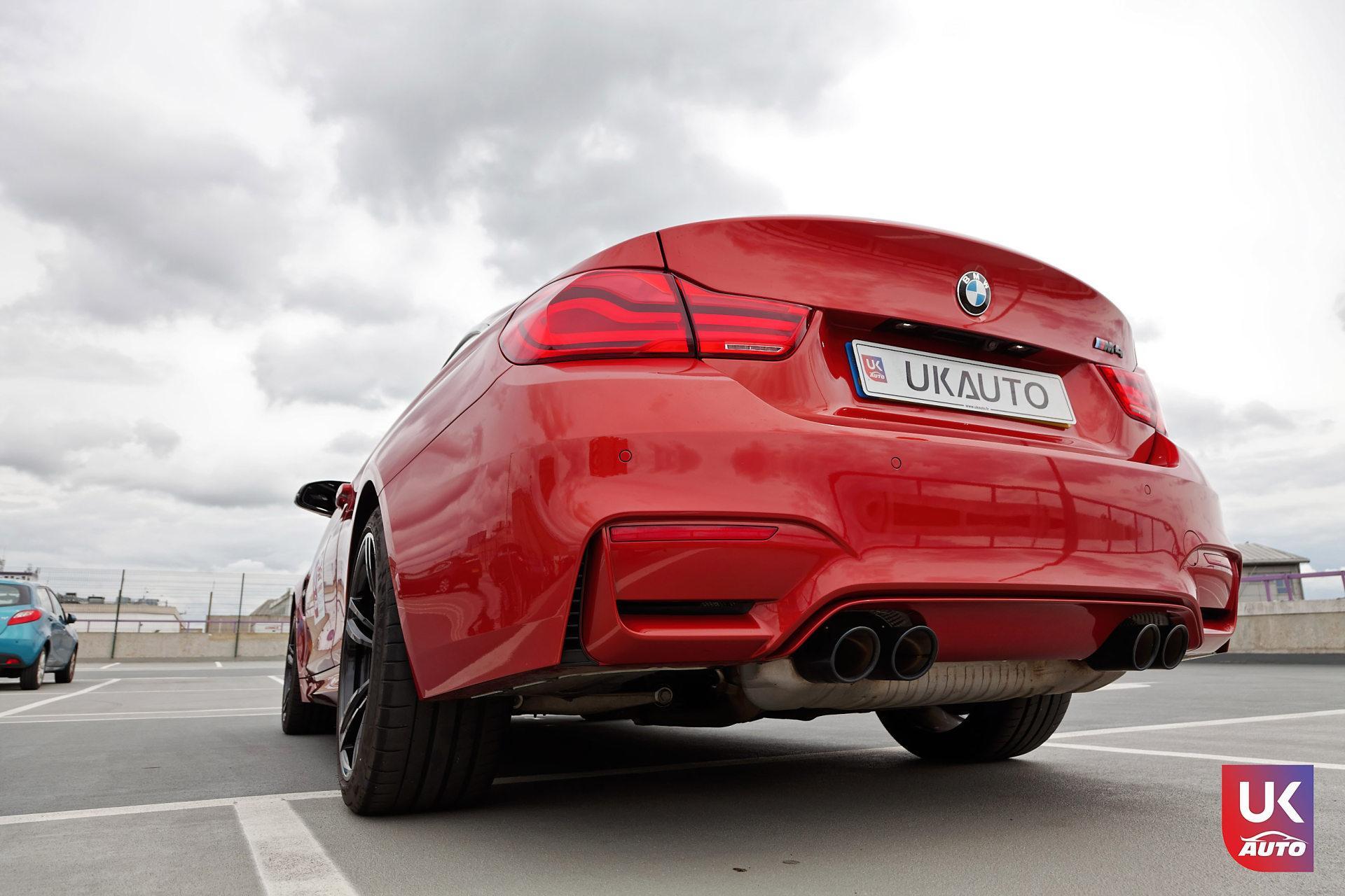 BMW M4 PACK COMPETITION BMW ANGLETERRE BMW IMPORT UK BMW MANDATAIRE AUTO12 DxO - IMPORTATION BMW M4 BMW IMPORT ROYAUME UNI BMW M4 COMPETITION RHD CLIENT UKAUTO