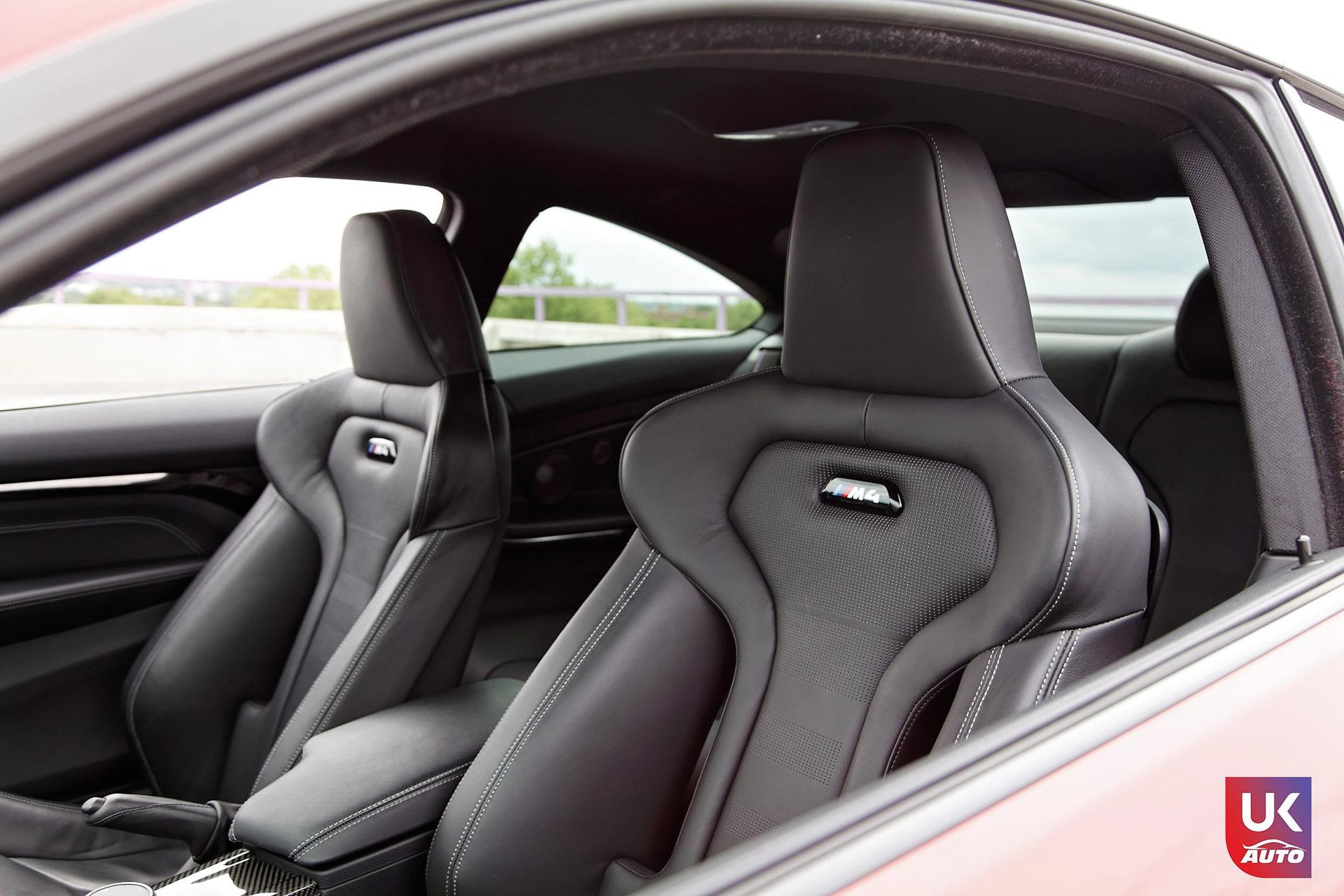 BMW M4 PACK COMPETITION BMW ANGLETERRE BMW IMPORT UK BMW MANDATAIRE AUTO13 DxO - IMPORTATION BMW M4 BMW IMPORT ROYAUME UNI BMW M4 COMPETITION RHD CLIENT UKAUTO