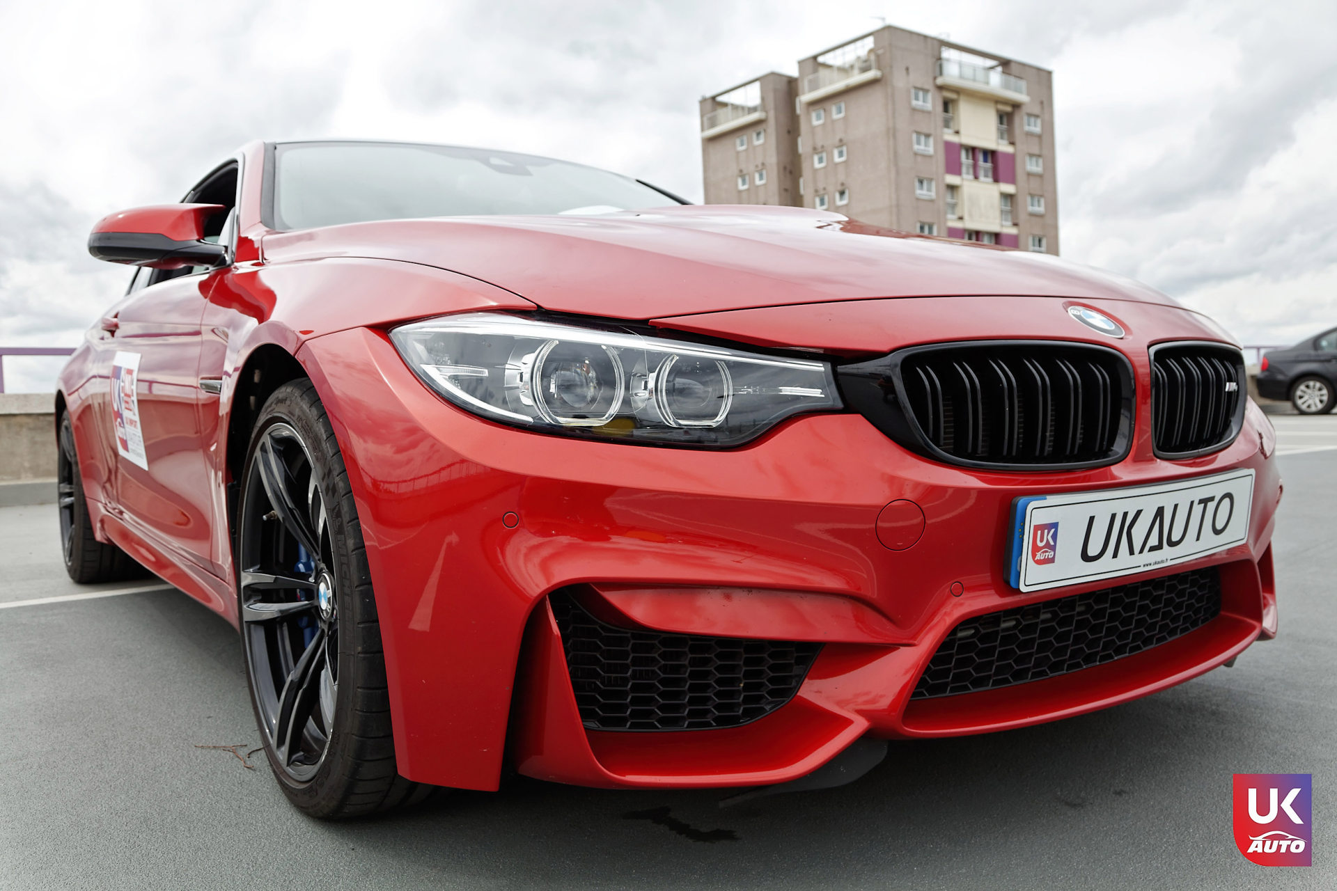 BMW M4 PACK COMPETITION BMW ANGLETERRE BMW IMPORT UK BMW MANDATAIRE AUTO14 DxO - IMPORTATION BMW M4 BMW IMPORT ROYAUME UNI BMW M4 COMPETITION RHD CLIENT UKAUTO