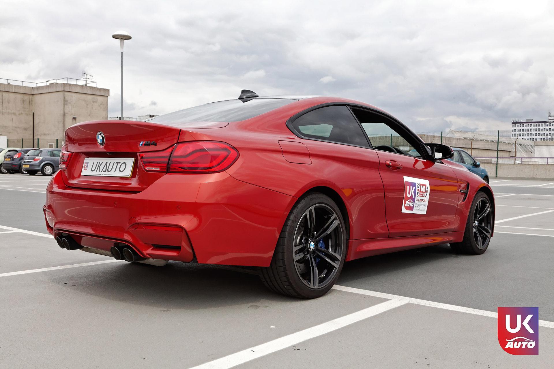 BMW M4 PACK COMPETITION BMW ANGLETERRE BMW IMPORT UK BMW MANDATAIRE AUTO1 DxO - IMPORTATION BMW M4 BMW IMPORT ROYAUME UNI BMW M4 COMPETITION RHD CLIENT UKAUTO