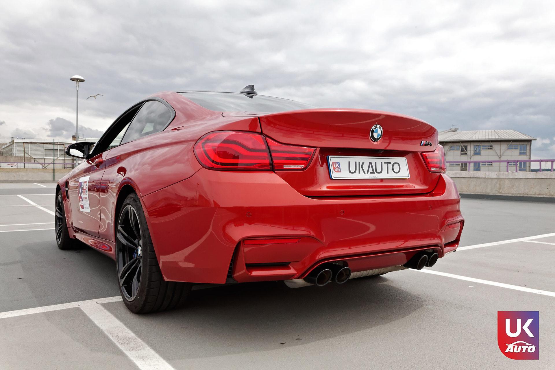 BMW M4 PACK COMPETITION BMW ANGLETERRE BMW IMPORT UK BMW MANDATAIRE AUTO3 DxO - IMPORTATION BMW M4 BMW IMPORT ROYAUME UNI BMW M4 COMPETITION RHD CLIENT UKAUTO