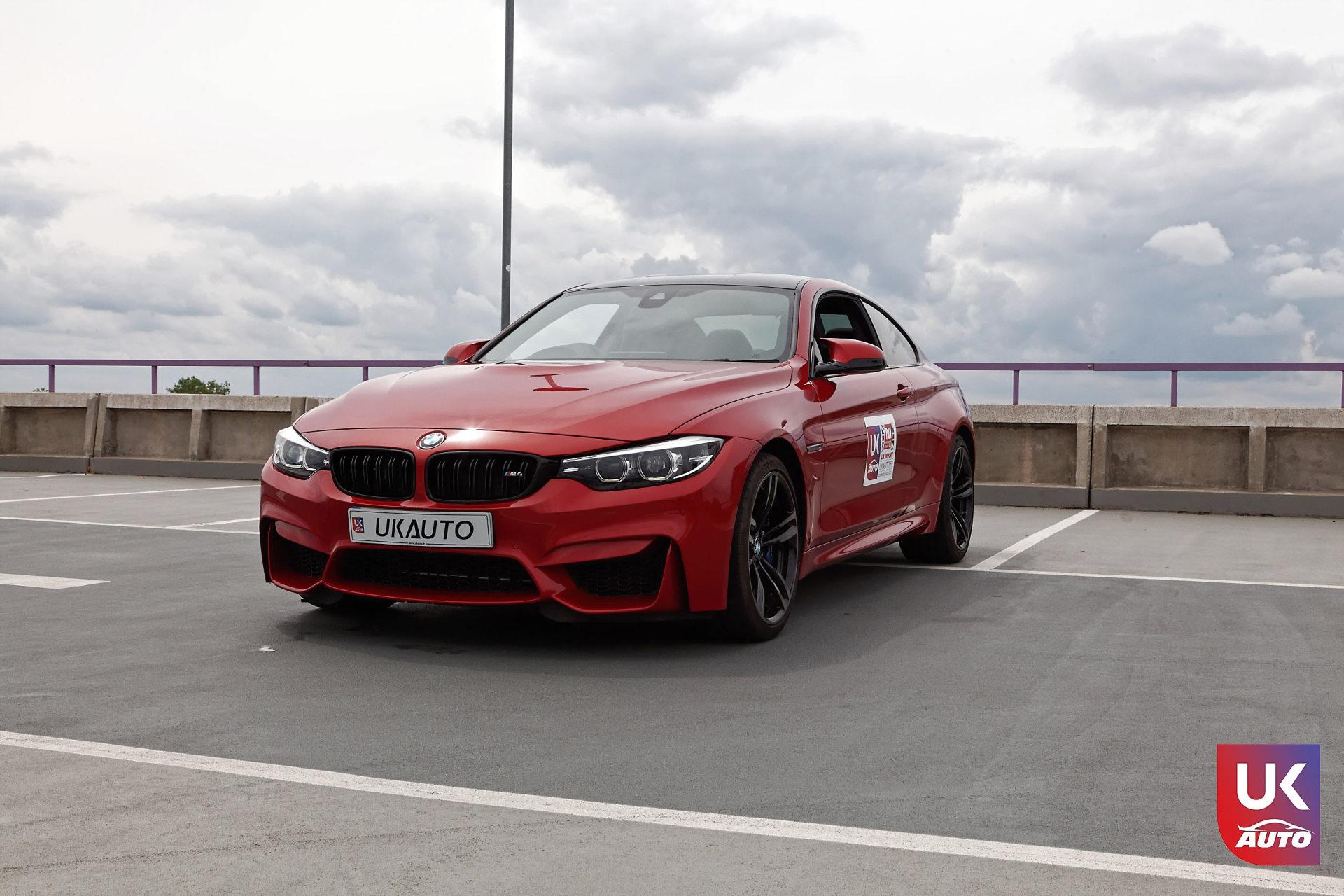 BMW M4 PACK COMPETITION BMW ANGLETERRE BMW IMPORT UK BMW MANDATAIRE AUTO4 DxO - IMPORTATION BMW M4 BMW IMPORT ROYAUME UNI BMW M4 COMPETITION RHD CLIENT UKAUTO