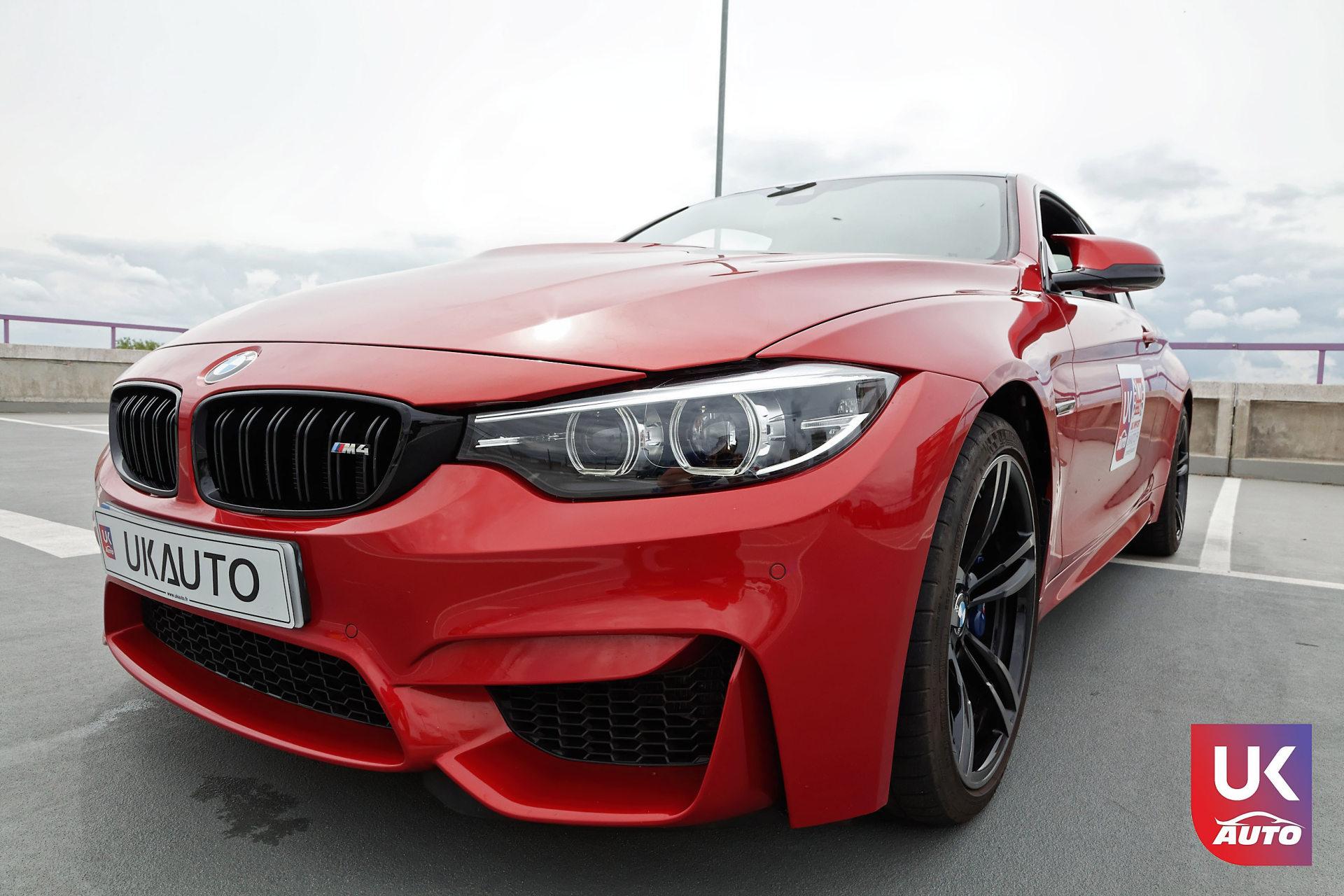 BMW M4 PACK COMPETITION BMW ANGLETERRE BMW IMPORT UK BMW MANDATAIRE AUTO5 DxO - IMPORTATION BMW M4 BMW IMPORT ROYAUME UNI BMW M4 COMPETITION RHD CLIENT UKAUTO
