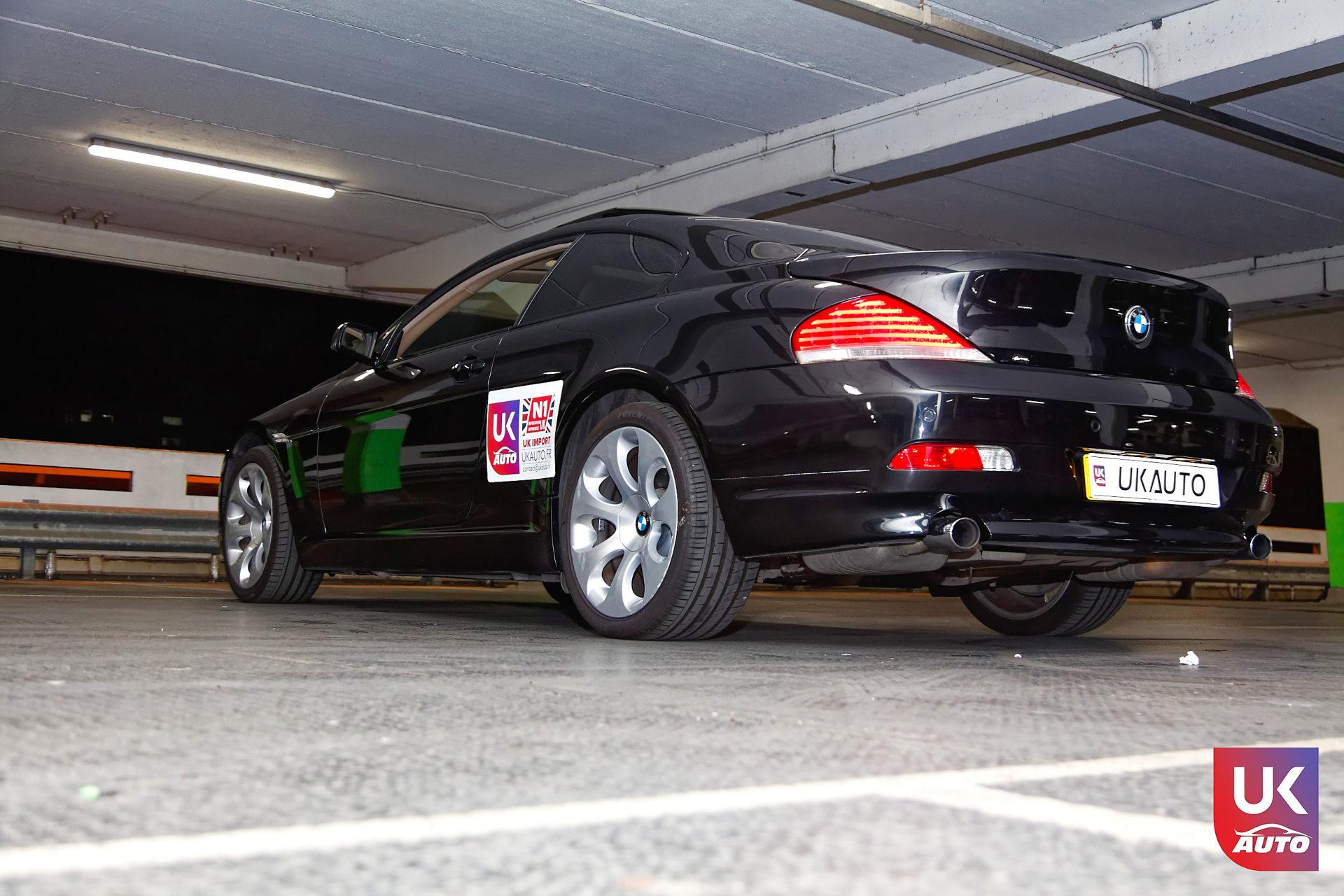 Bmw 645ci v8 import rhd bmw uk import rhd angleterre voiture anglaise bmw 645ci v810 DxO - BMW UK IMPORT BMW 645CI V8 ACHAT A LONDRES BMW IMPORT RHD FELICITATION A DAVID