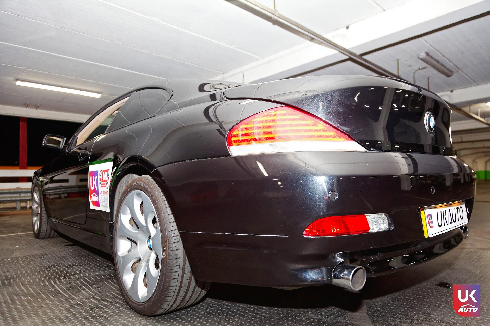 Bmw 645ci v8 import rhd bmw uk import rhd angleterre voiture anglaise bmw 645ci v85 DxO - BMW UK IMPORT BMW 645CI V8 ACHAT A LONDRES BMW IMPORT RHD FELICITATION A DAVID