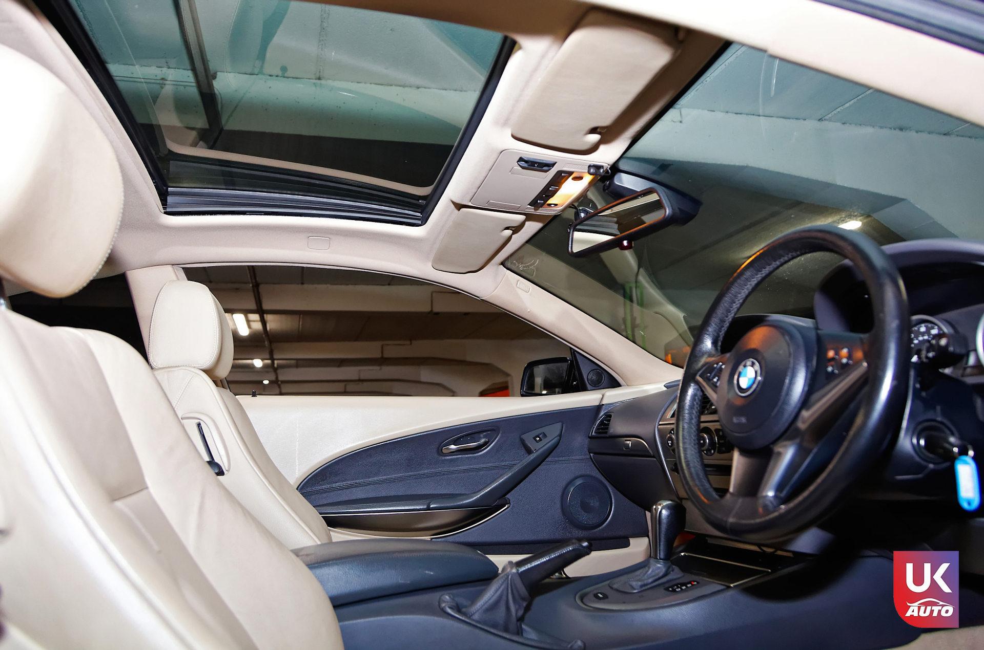 Bmw 645ci v8 import rhd bmw uk import rhd angleterre voiture anglaise bmw 645ci v87 DxO - BMW UK IMPORT BMW 645CI V8 ACHAT A LONDRES BMW IMPORT RHD FELICITATION A DAVID