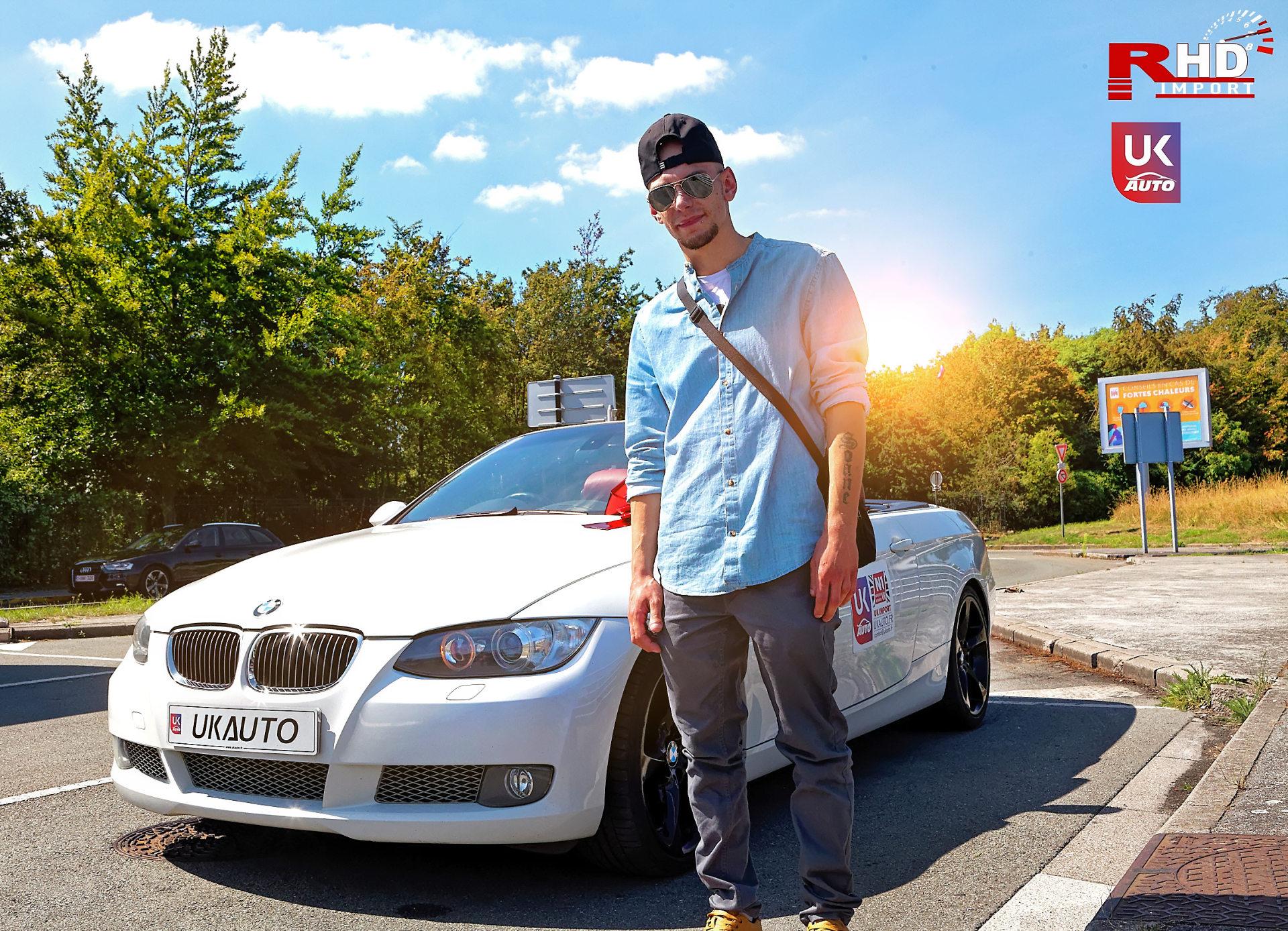 Bmw importation uk bmw 335i e92 rhd ukauto import voiture angleterre3 DxO - IMPORT AUTO BMW 335 I PACK M MANDATAIRE UK FELICITATION A ANTOINE CLIENT SATISFAIT