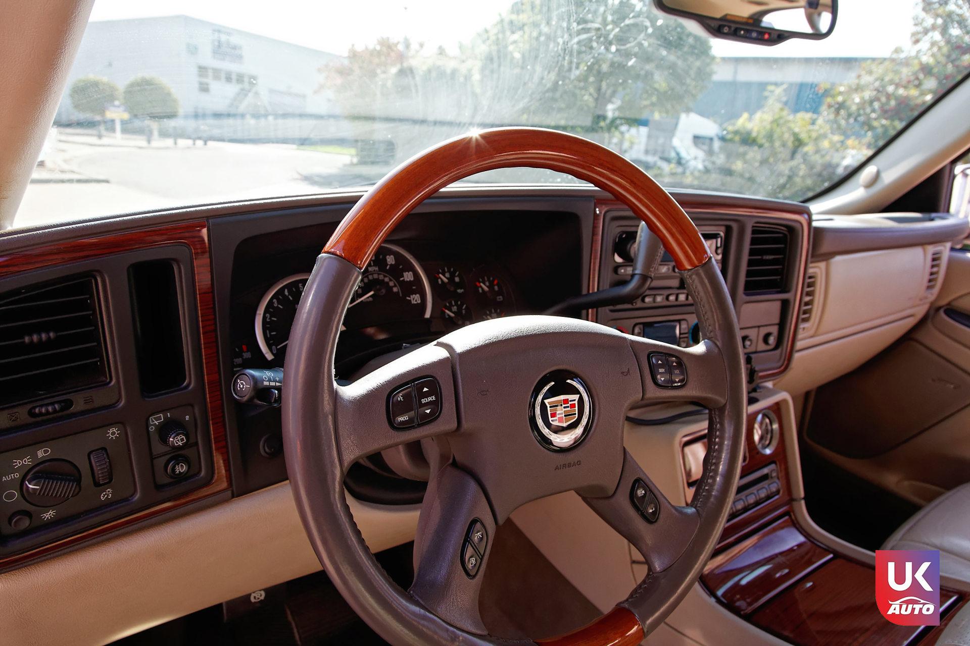 Cadillac Escalade lhd import cadillac angleterre cadillac uk ukauto us import lhd10 DxO - AUTO IMPORT CADILLAC ESCALADE V8 LHD IMPORTATION CADILLAC LHD FELICITATION A BERTRAND