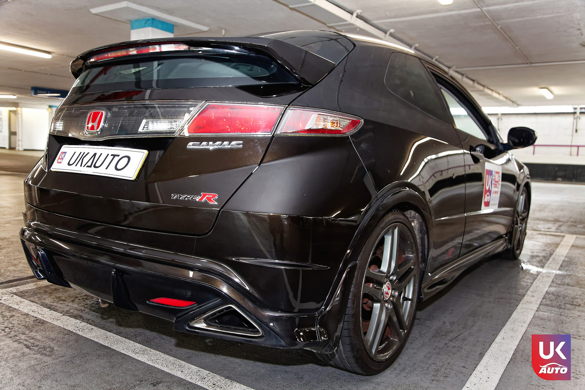 Honda Civic Type R FN2 rhd pack gt nissan uk nissan angleterre nissan royaume uni ukauto10 DxO - ACHAT AUTO HONDA CIVIC TYPE R FN2 POUR FREDERIC ACHAT AVANT LE BREXIT PAR NOTRE CLIENT
