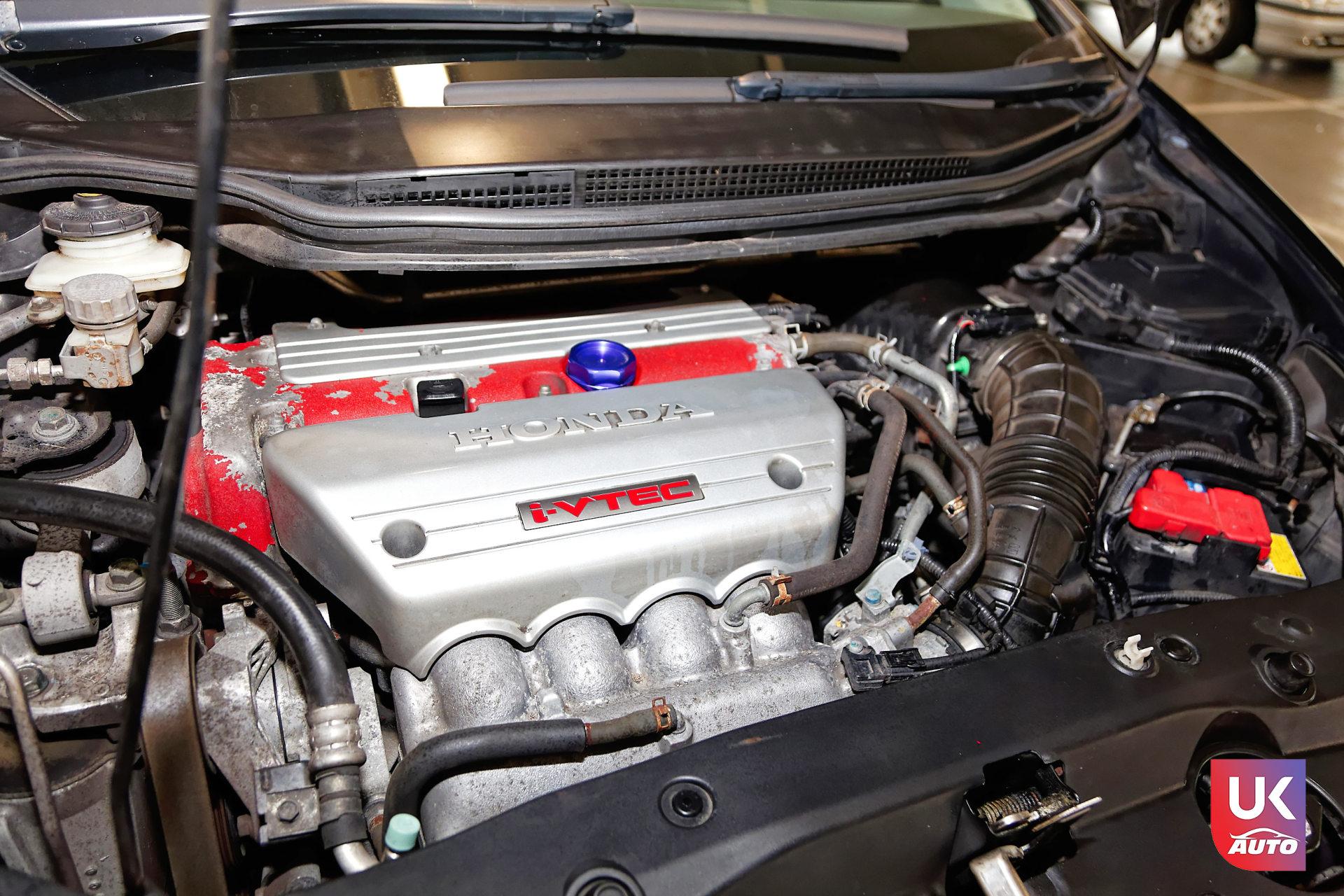 Honda Civic Type R FN2 rhd pack gt nissan uk nissan angleterre nissan royaume uni ukauto14 DxO - ACHAT AUTO HONDA CIVIC TYPE R FN2 POUR FREDERIC ACHAT AVANT LE BREXIT PAR NOTRE CLIENT