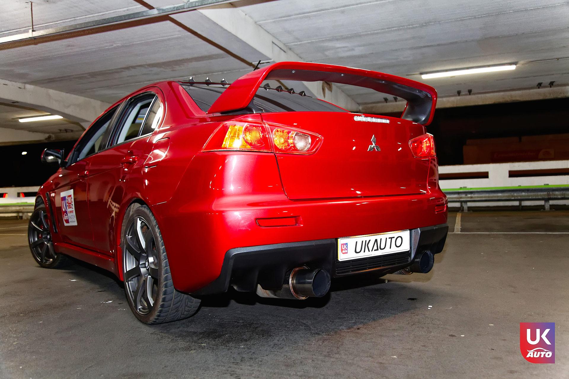 Mitsubishi Lancer evolution x GSR FQ 300 evo uk import voiture occasion4 DxO - Import Mitsubishi angleterre Lancer evolution x GSR FQ 300 Mitsubishi Import voiture Angleterre Autoscout angleterre