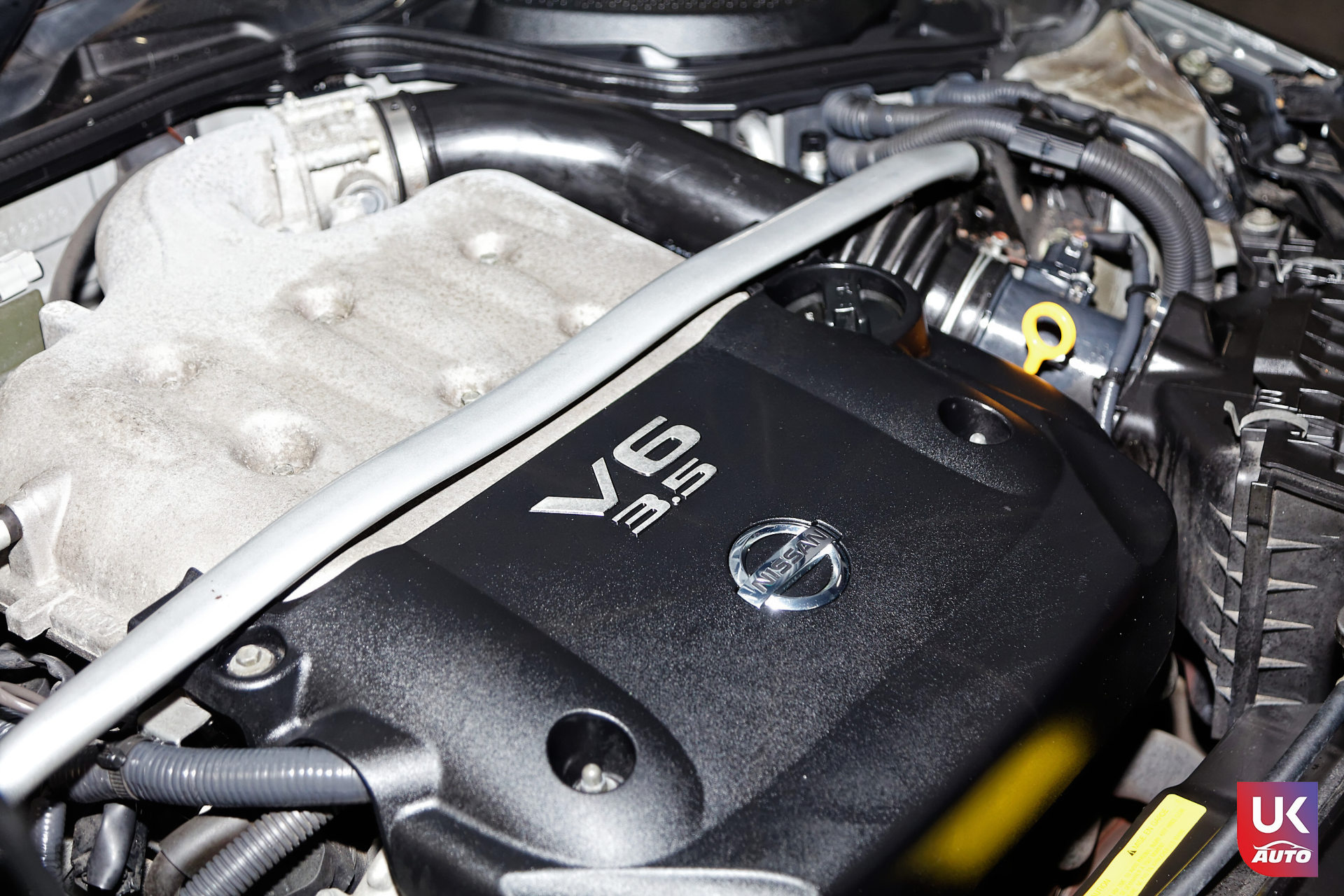 Nissan 350z rhd v6 nissan angleterre nissan uk nissan import rhd voiture occasion mandataire nissan 10 DxO - NISSAN ANGLETERRE IMPORT NISSAN 350Z V6 RHD 3.5 MANDATAIRE NISSAN AUTO AVANT LE BREXIT FELICITATION A XABI