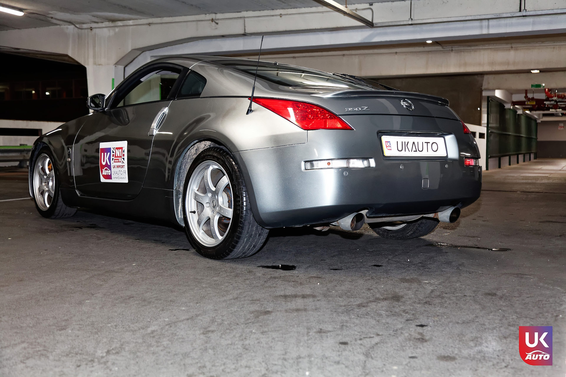Nissan 350z rhd v6 nissan angleterre nissan uk nissan import rhd voiture occasion mandataire nissan 12 DxO - NISSAN ANGLETERRE IMPORT NISSAN 350Z V6 RHD 3.5 MANDATAIRE NISSAN AUTO AVANT LE BREXIT FELICITATION A XABI