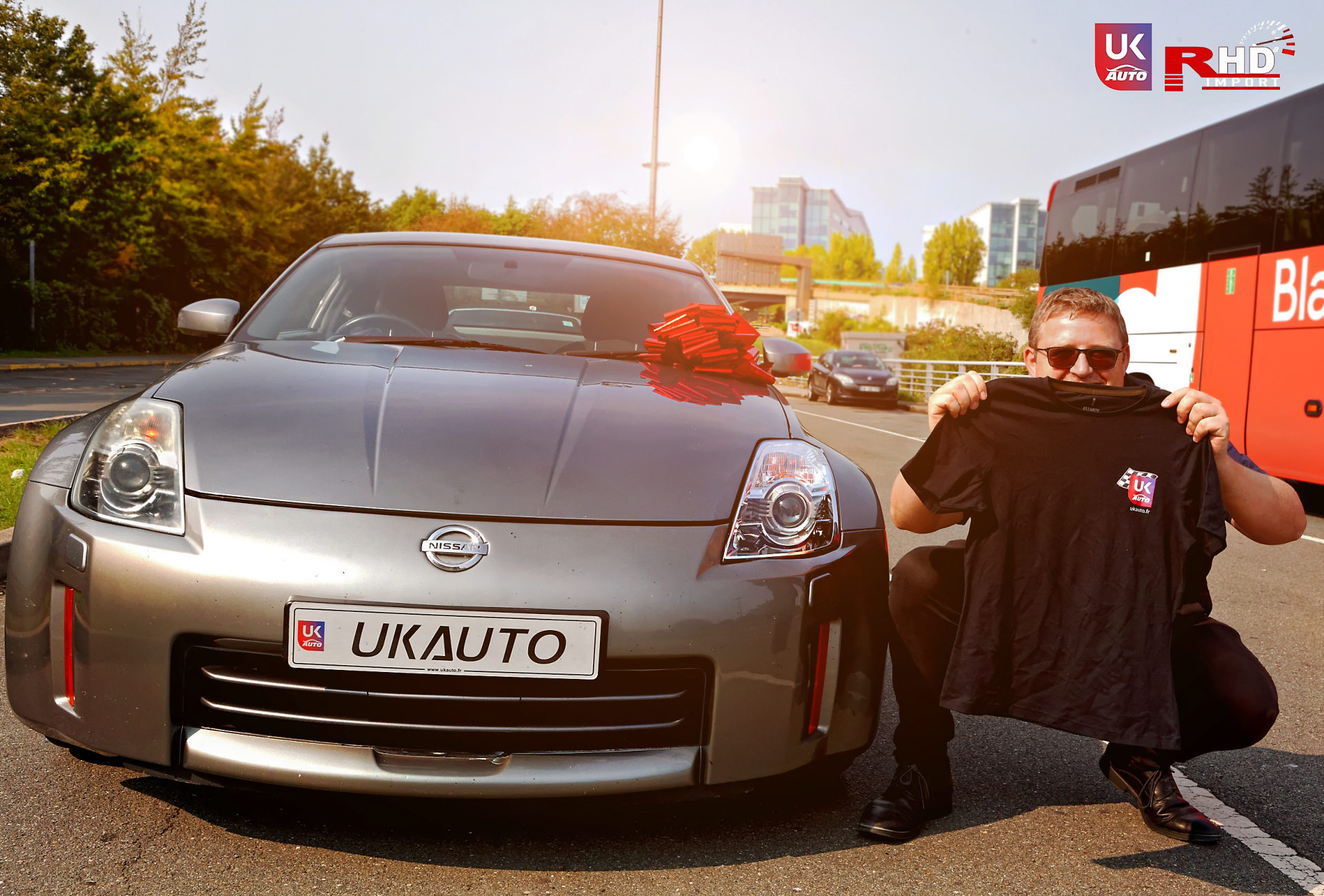 Nissan 350z rhd v6 nissan angleterre nissan uk nissan import rhd voiture occasion mandataire nissan 14 DxO - NISSAN ANGLETERRE IMPORT NISSAN 350Z V6 RHD 3.5 MANDATAIRE NISSAN AUTO AVANT LE BREXIT FELICITATION A XABI