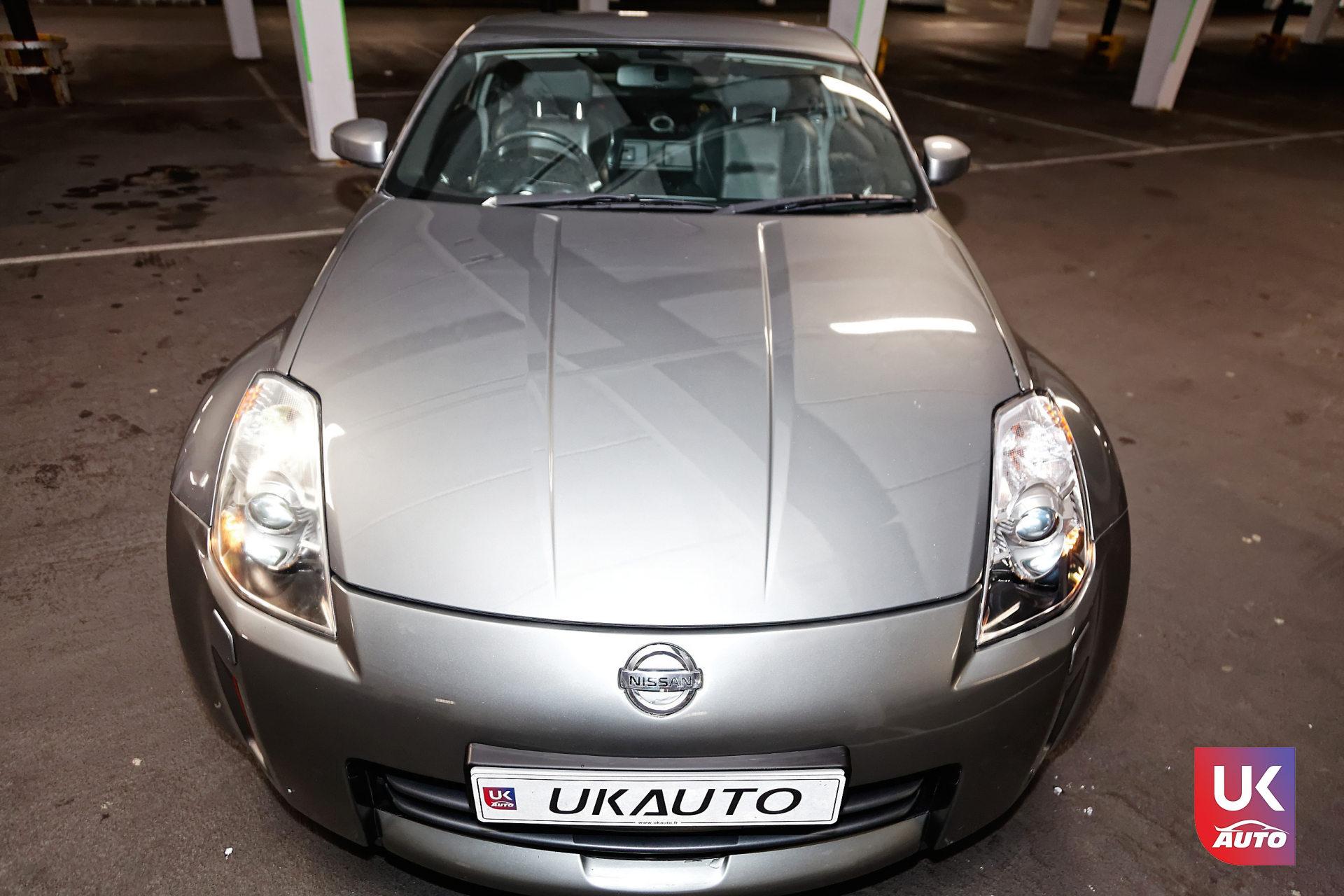 Nissan 350z rhd v6 nissan angleterre nissan uk nissan import rhd voiture occasion mandataire nissan 5 DxO - NISSAN ANGLETERRE IMPORT NISSAN 350Z V6 RHD 3.5 MANDATAIRE NISSAN AUTO AVANT LE BREXIT FELICITATION A XABI
