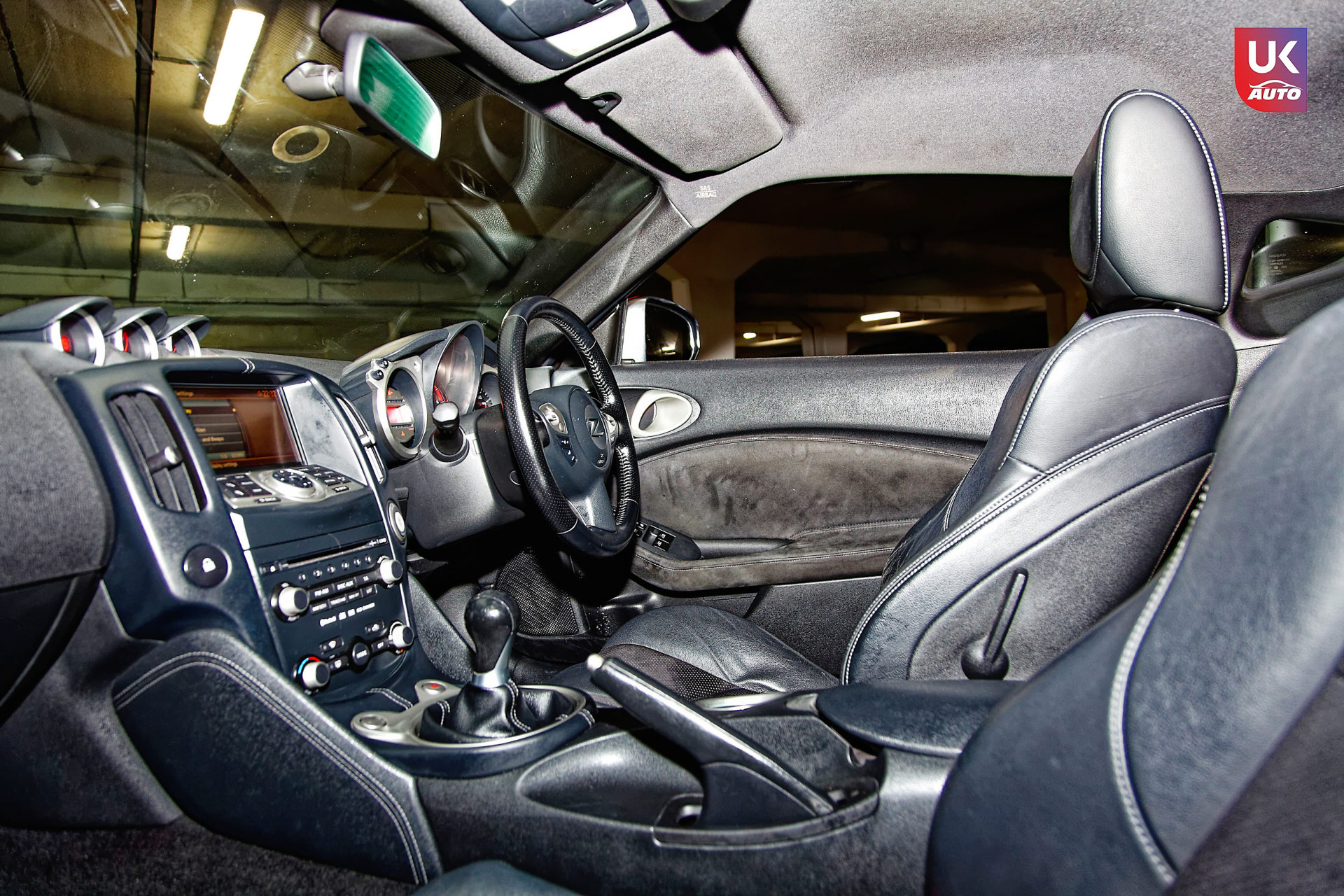 Nissan 370Z SUPERCHARGED UK IMPORTATION VOITURE ANGLAISE NISSAN ANGLETERRE NISSAN UK UKAUTO11 DxO - IMPORTATION NISSAN ANGLETERRE NISSAN 370Z V6 RHD VOITURE ANGLAISE SPORTIVE